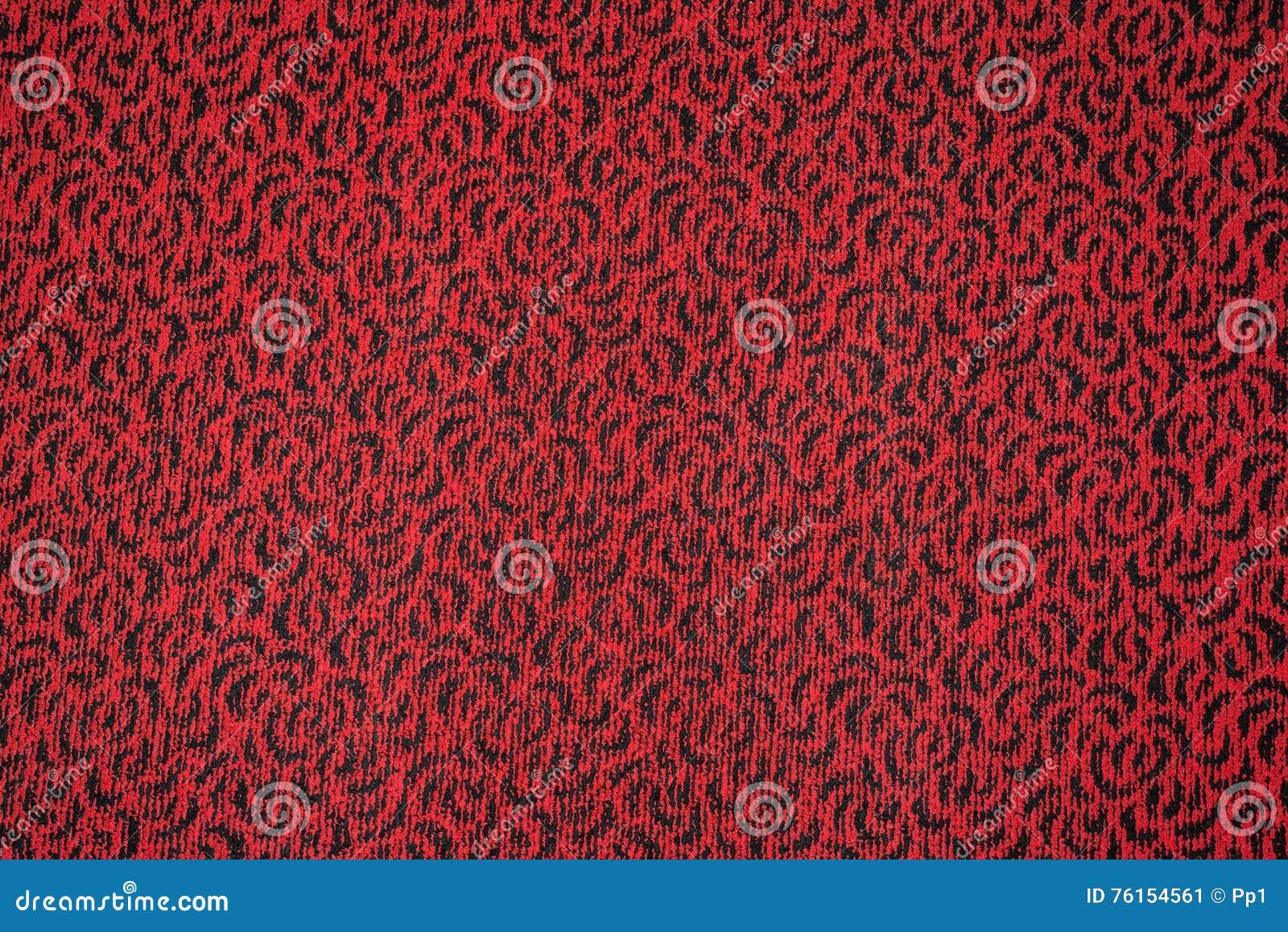 Remous rouge noir de texture de mod le de moquette for Moquette rouge texture