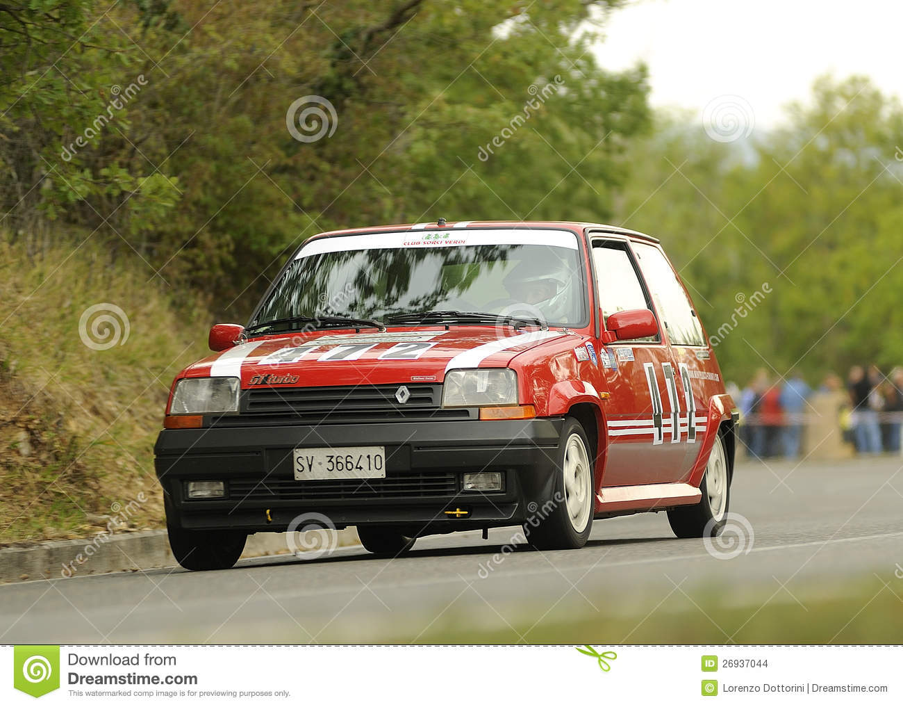 Renault 5 Gt Turbo Editorial Stock Image Image Of Ford 26937044