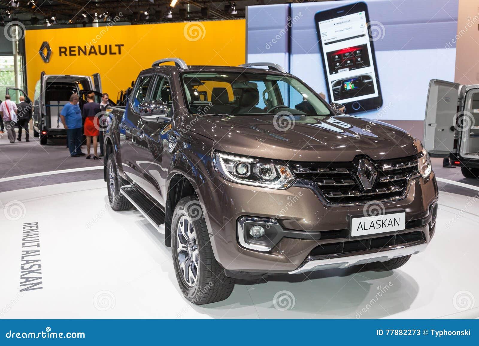 Renault Alaskan Pickup Truck
