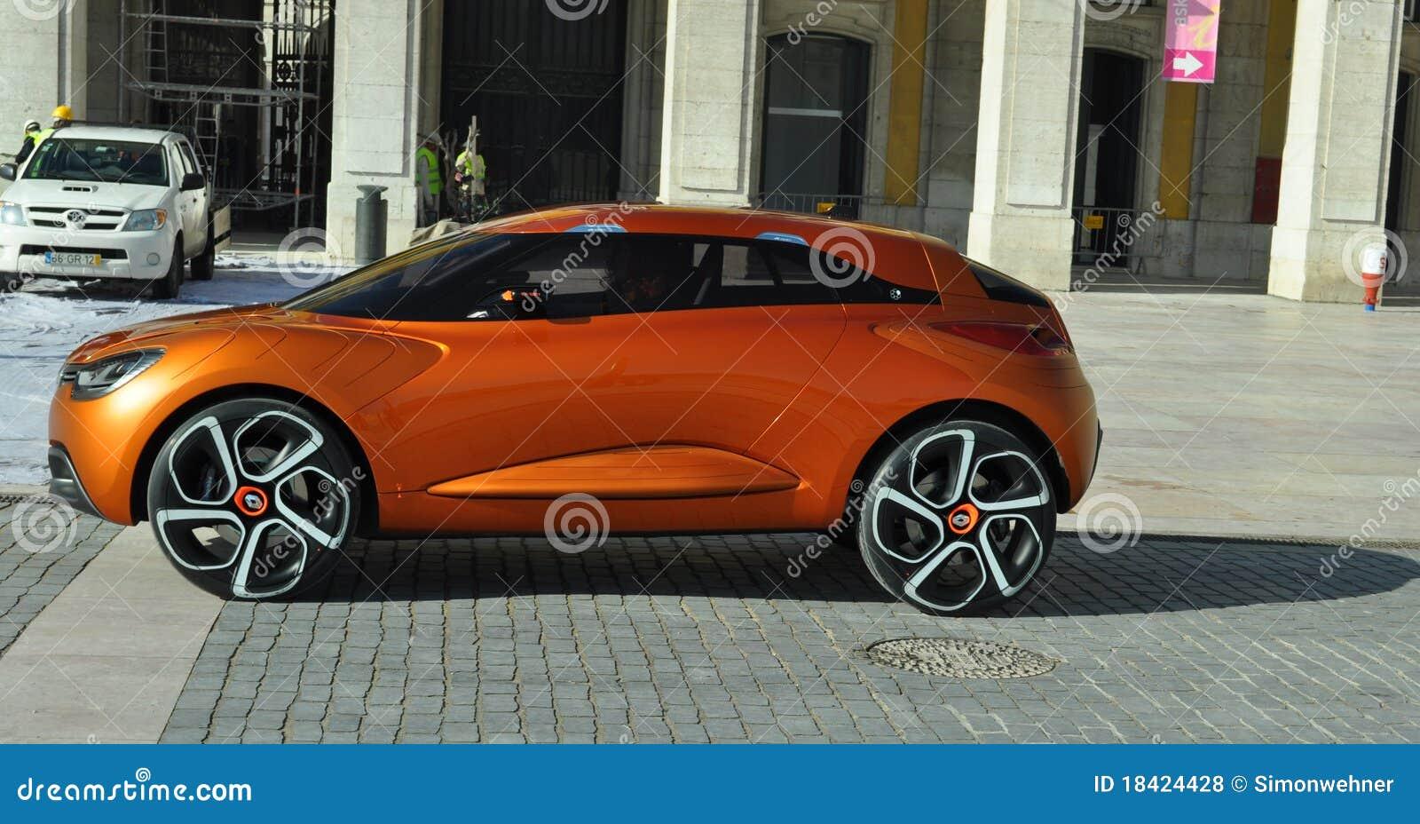 Kondaspeter: Renault Future Car, Concept Car