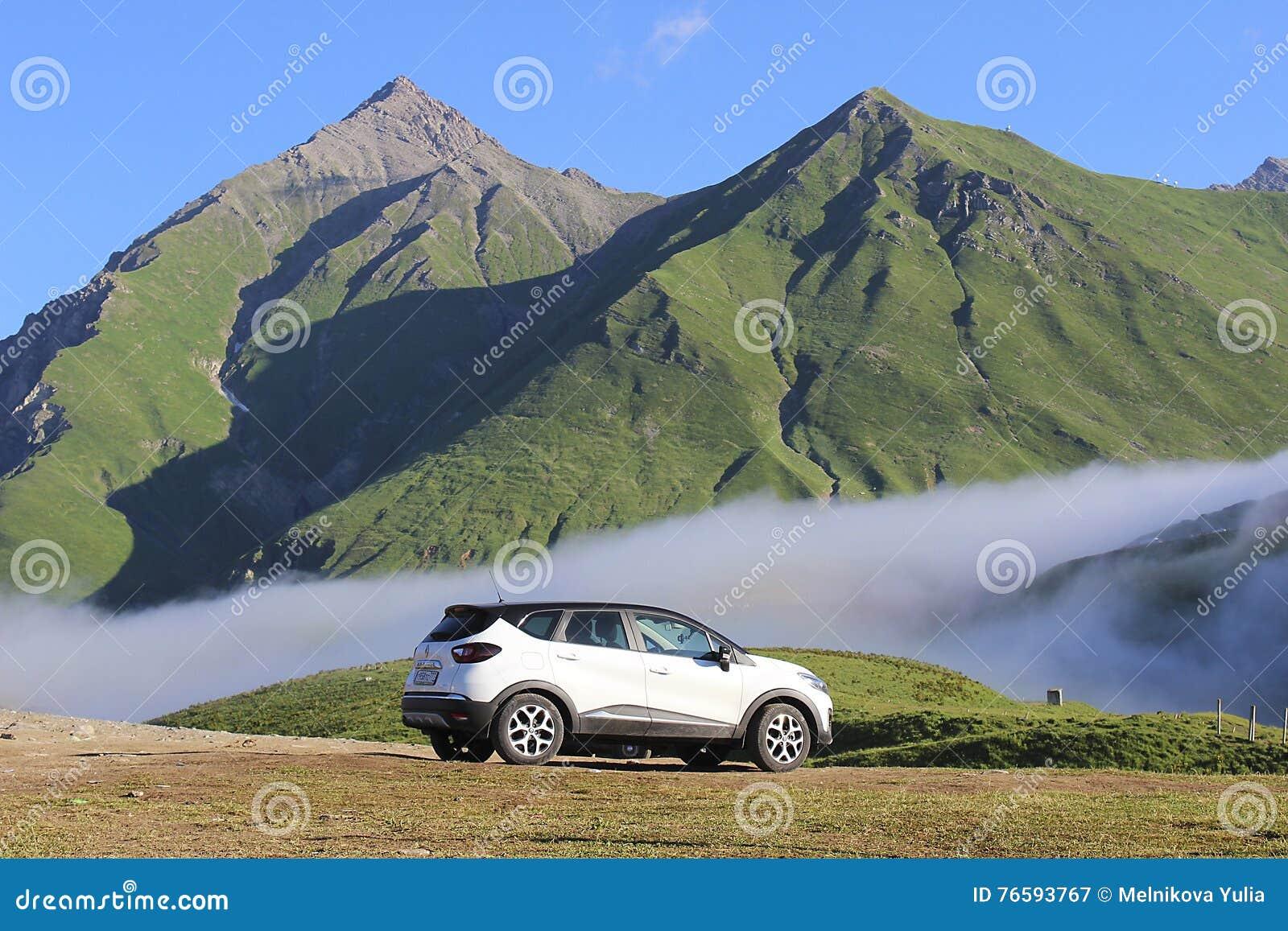 Renault Kaptur White