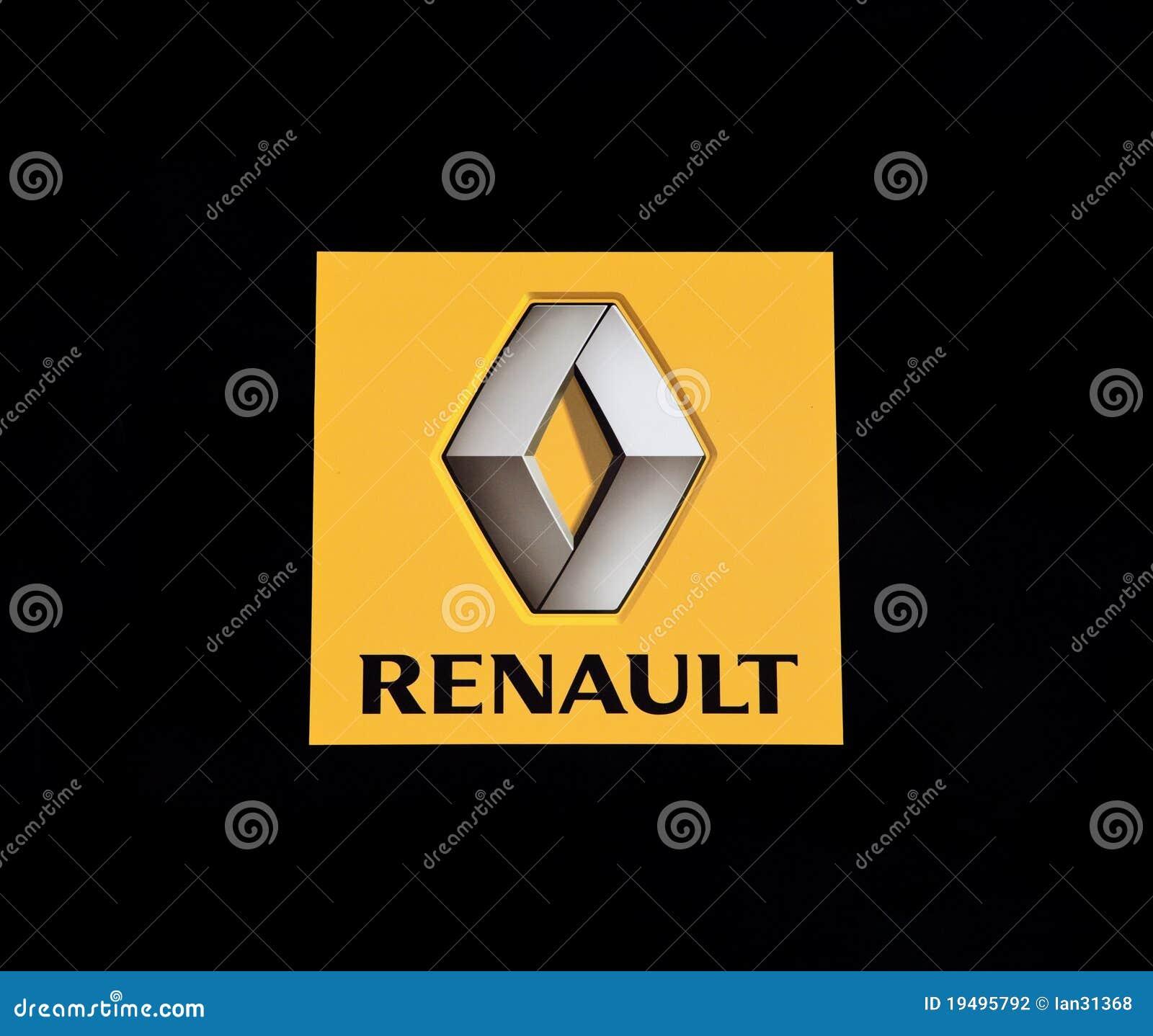 Renault Logo: Renault Logo Editorial Photography. Image Of Cars