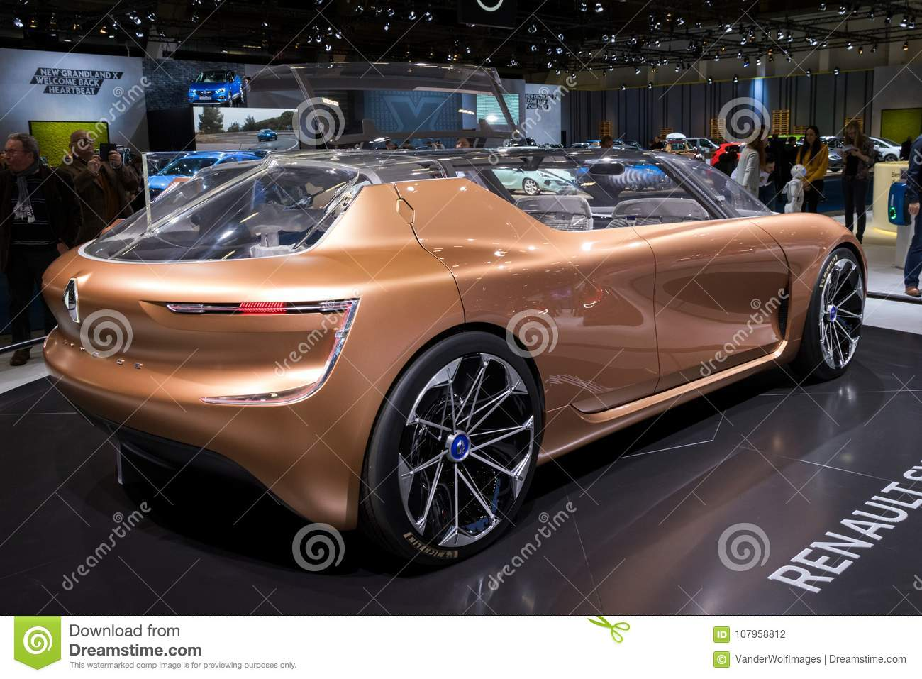 1 949 Renault Concept Car Photos Free Royalty Free Stock Photos From Dreamstime