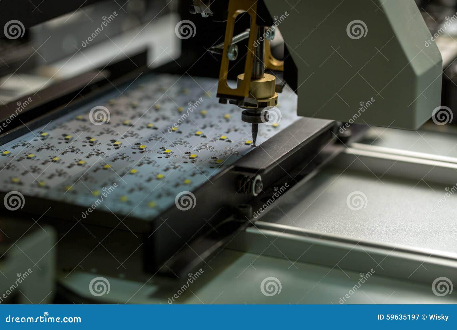 Renda paricolare la macchina per la fabbricazione dei pannelli del LED