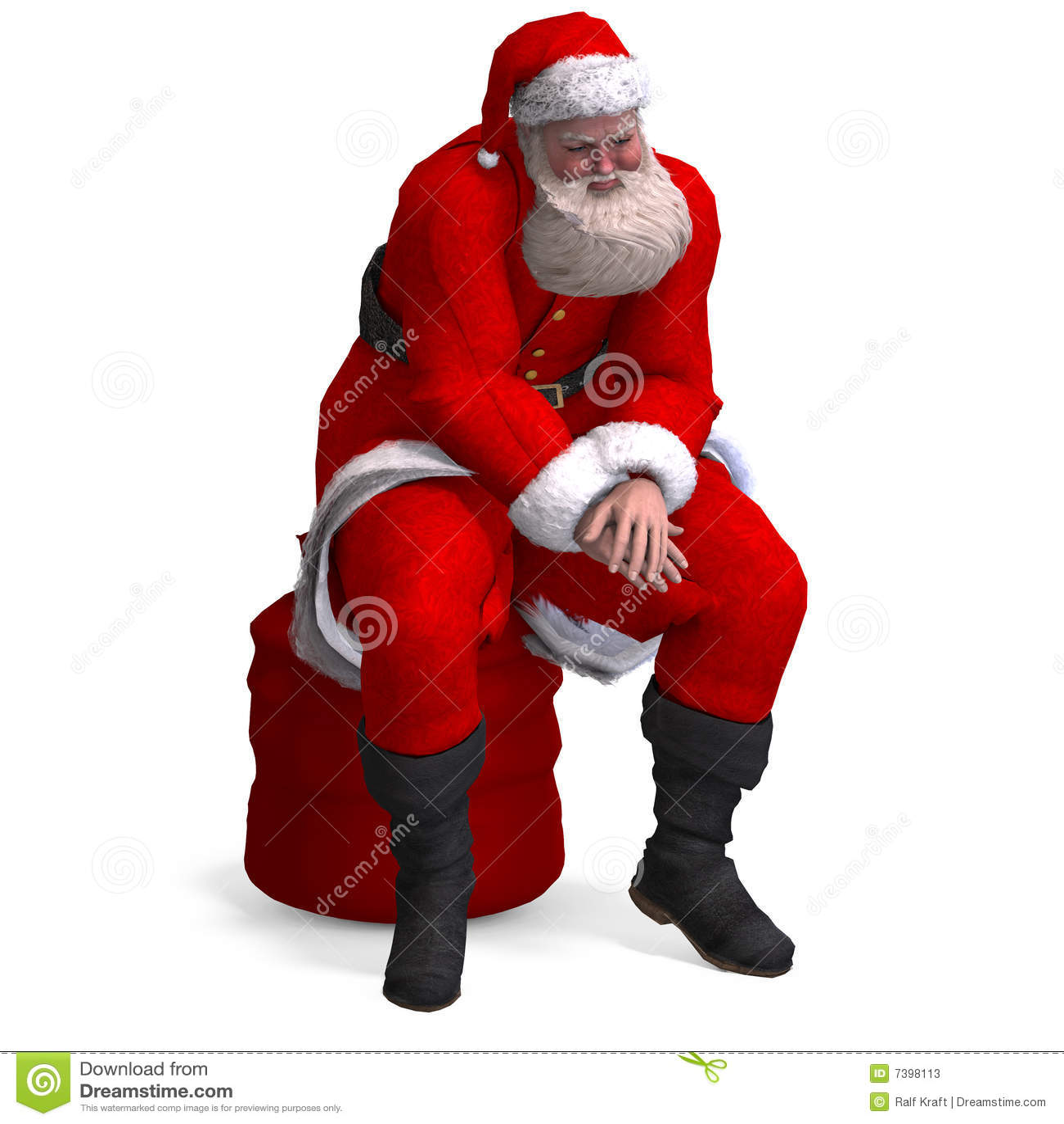 sad santa clip art www imgkid com the image kid has it Santa Claus Emoticon Holiday Emoji