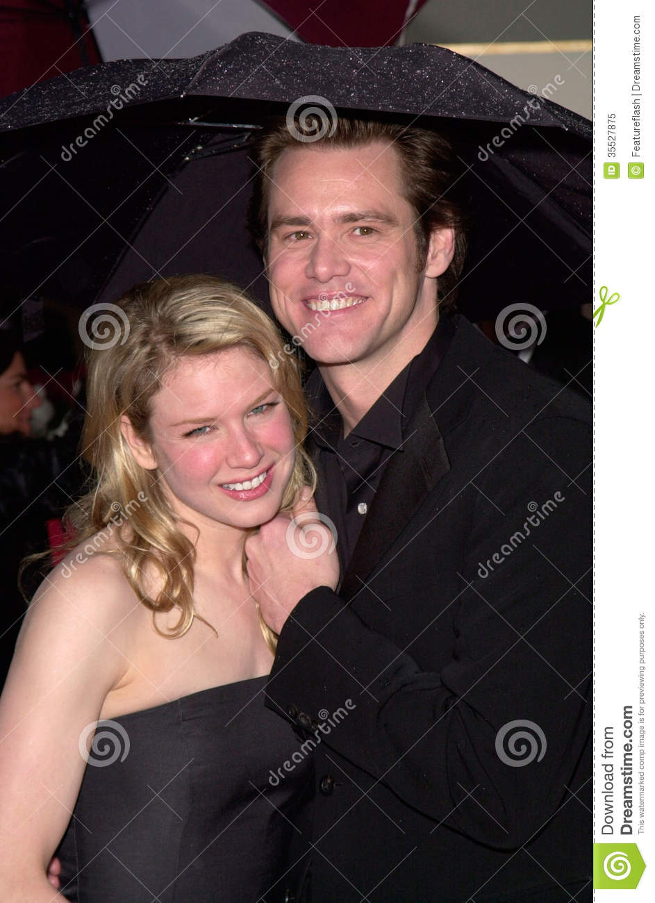 Jim Carrey s ex Renee Zellweger He was nothing but a gentleman