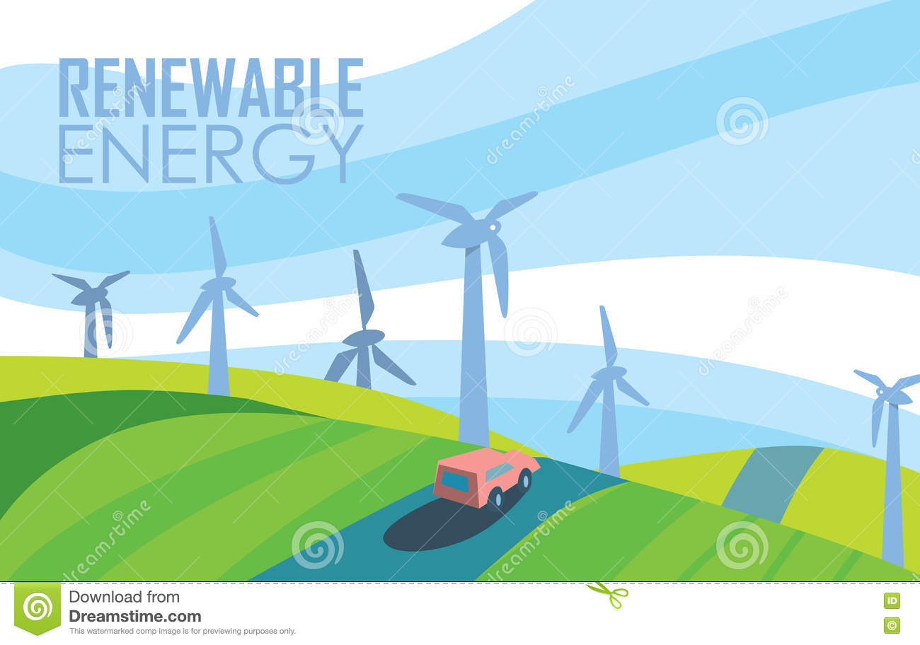 a description of how wind can be an alternative source of energy The wind energy foundation is a nonprofit dedicated to raising public awareness of wind as a clean energy source  alternative energy  history of wind energy.