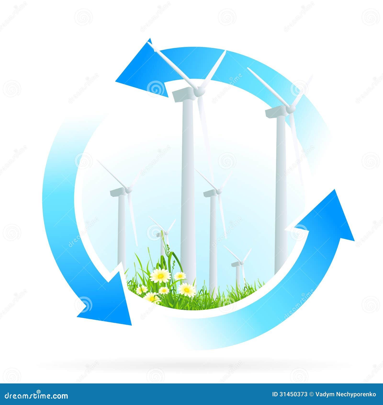 Renewable Energy Icon Stock Photos Image 31450373