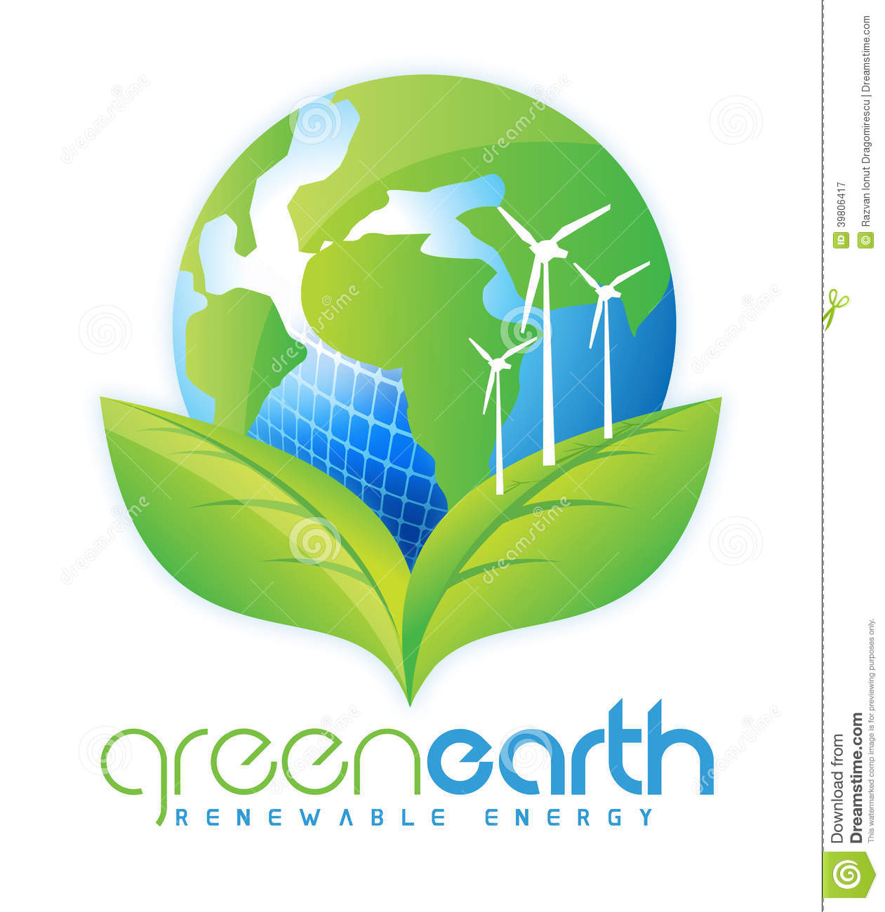 renewable energy company business plan