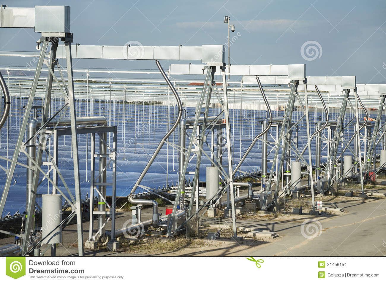 Renewable Energy: Solar as the best way to produce green energy