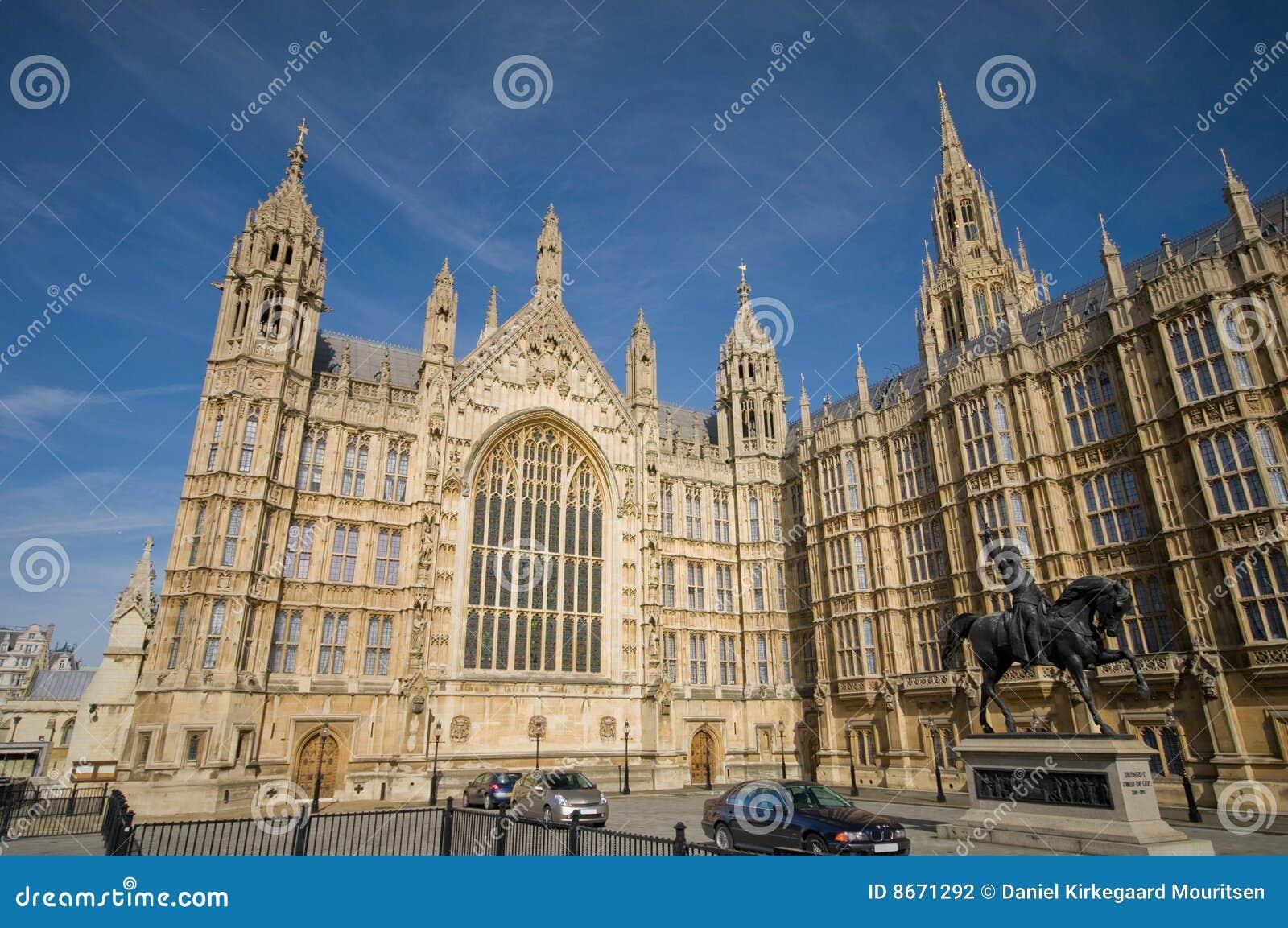 Renferme le westminister du parlement de palais