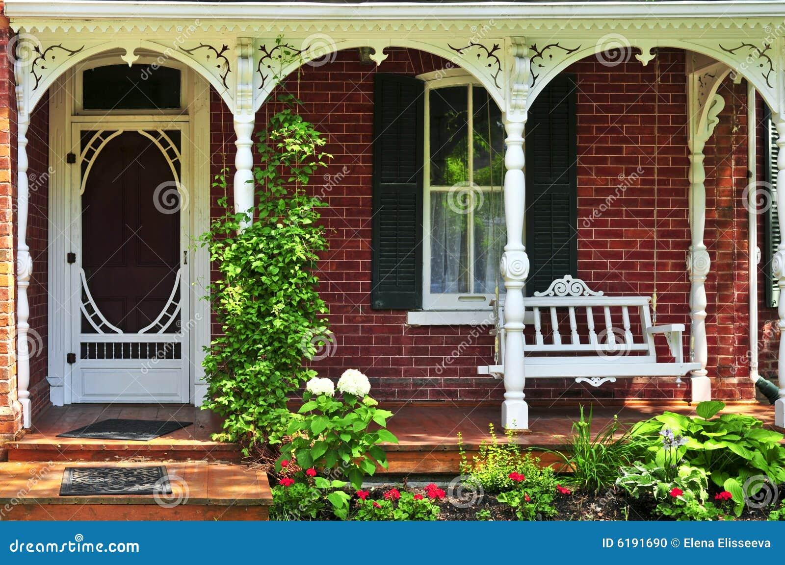 Renfermez le porche