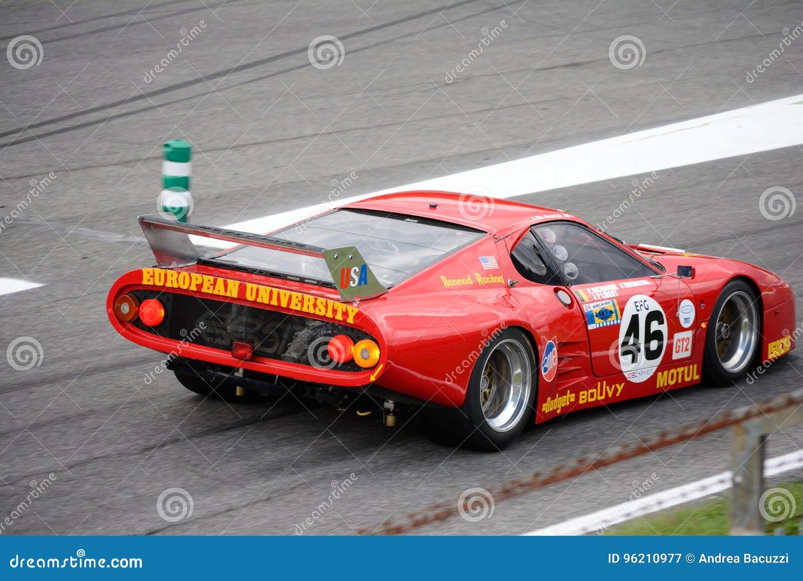 Rennod Laufendes Ferrari 512 Bb Lm Redaktionelles Stockfotografie Bild Von Anzeige Erbauer 96210977