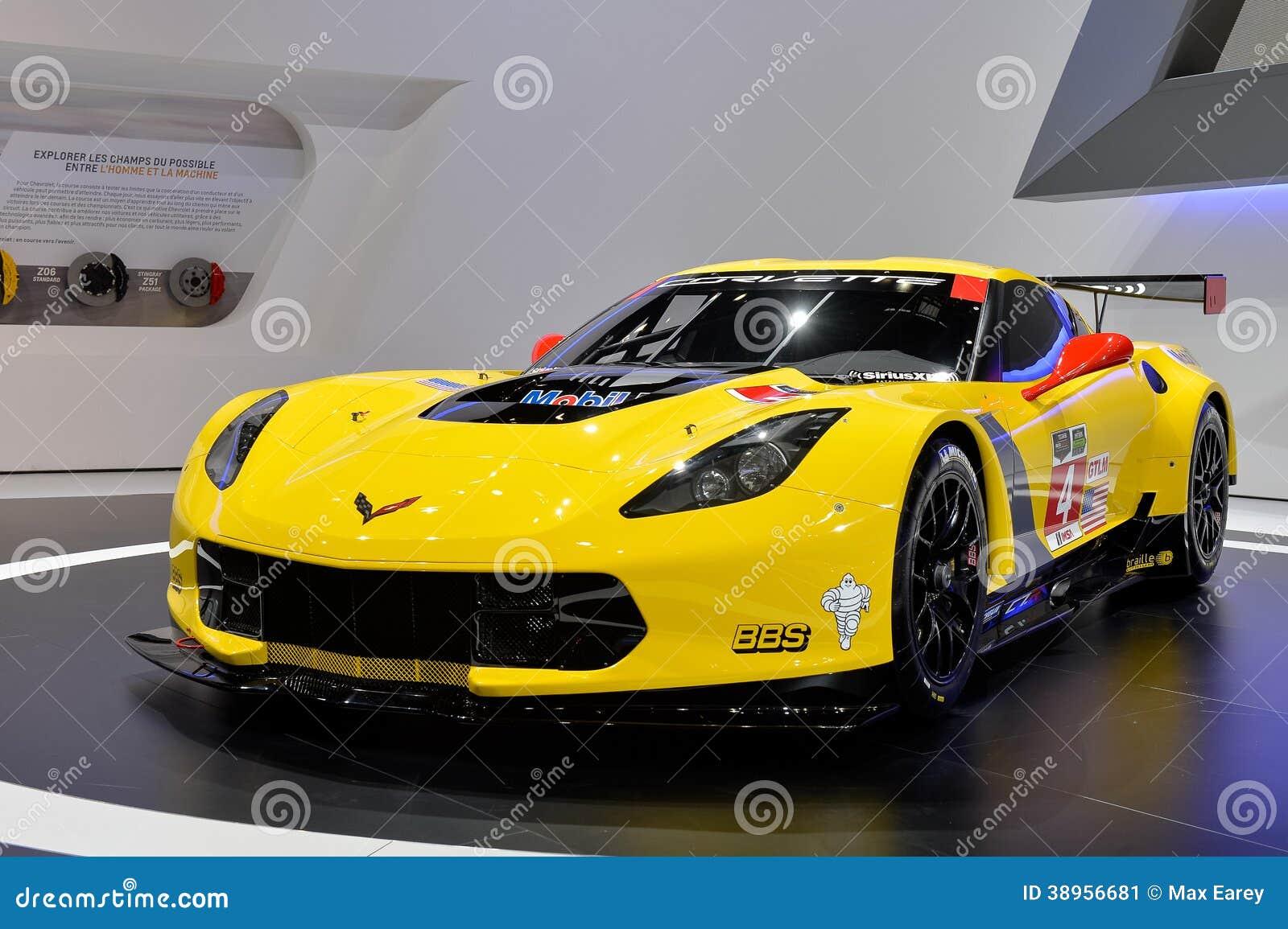 Rennwagen Korvette GT-r