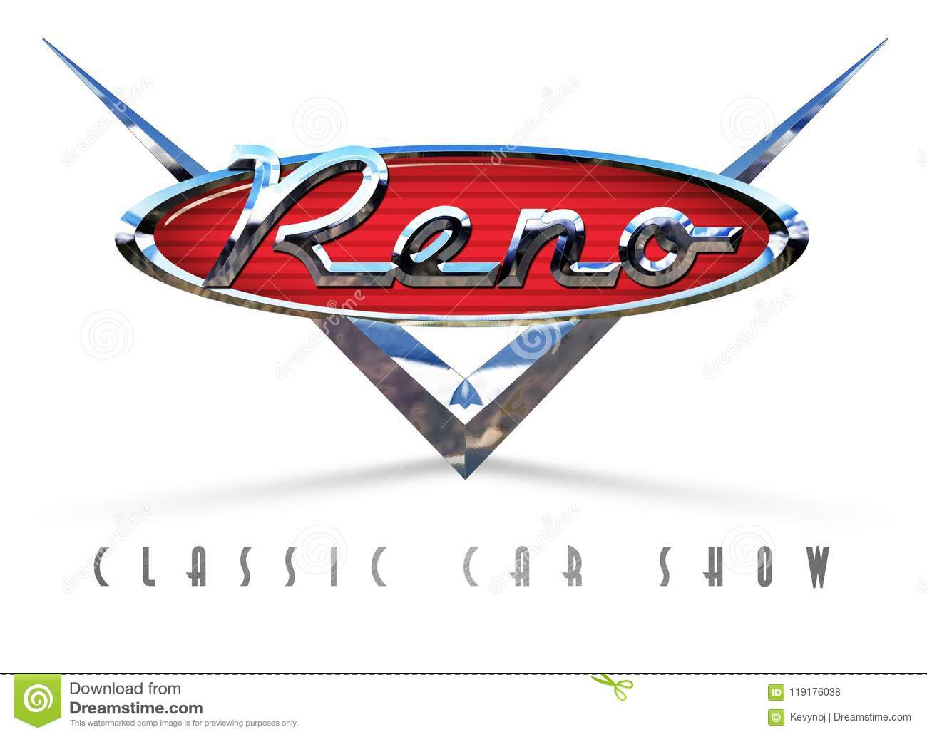 Reno Hot August Nights Classic Car Show