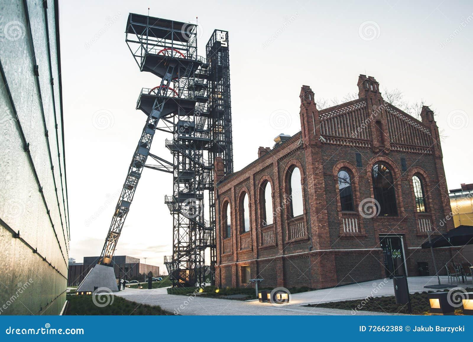 Renovated mine