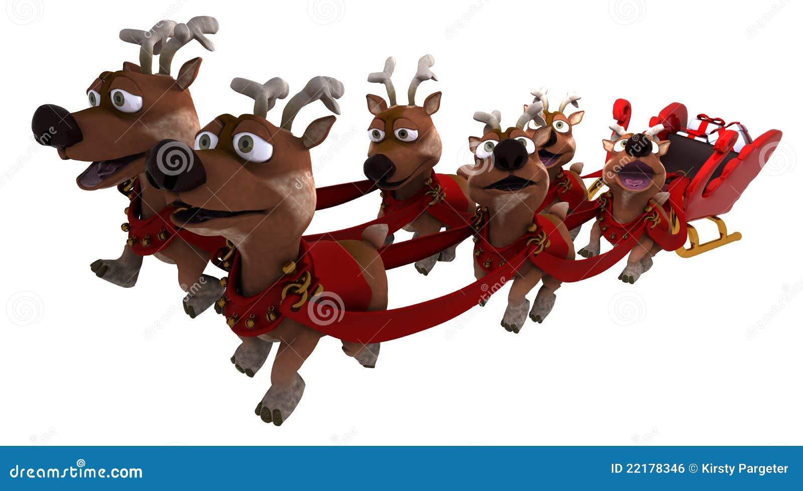 Rensantas sleigh