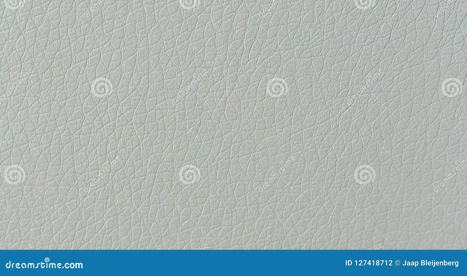 Rent för hudtextur för vitt läder slut för makro upp modellbakgrund