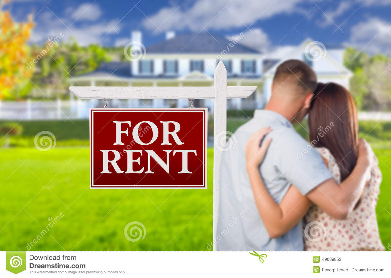 people looking for a place to rent