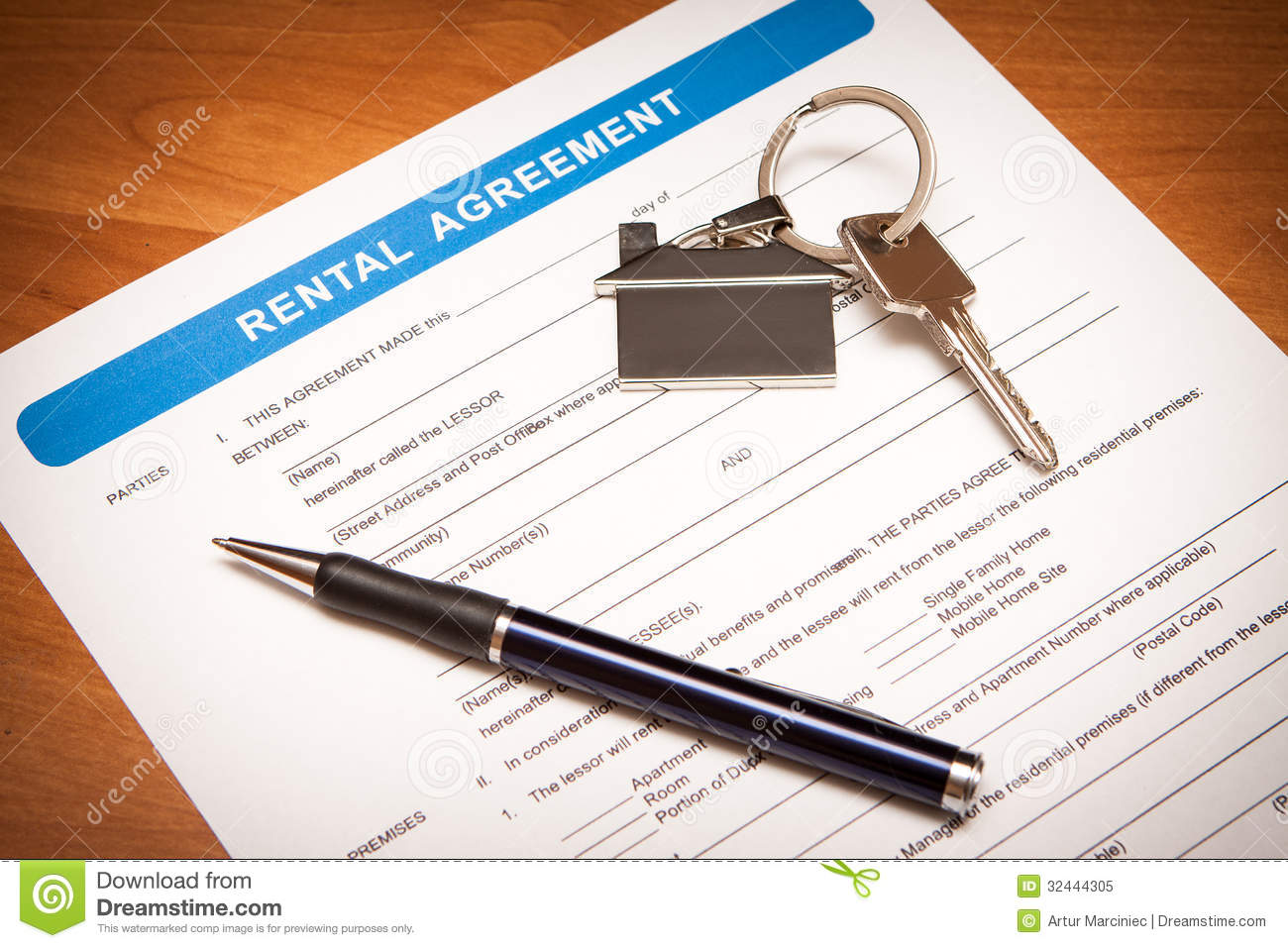 Printable Agreement For Renting Out A Room In Home