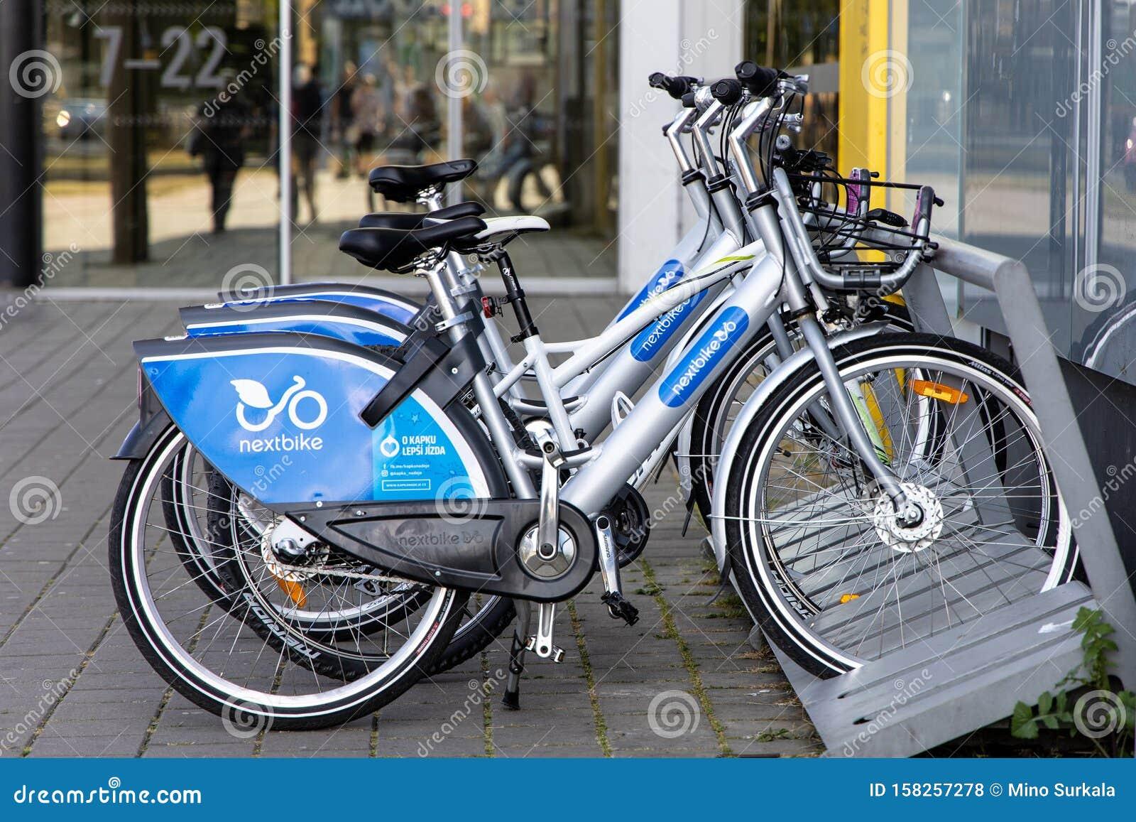 next bicycle company