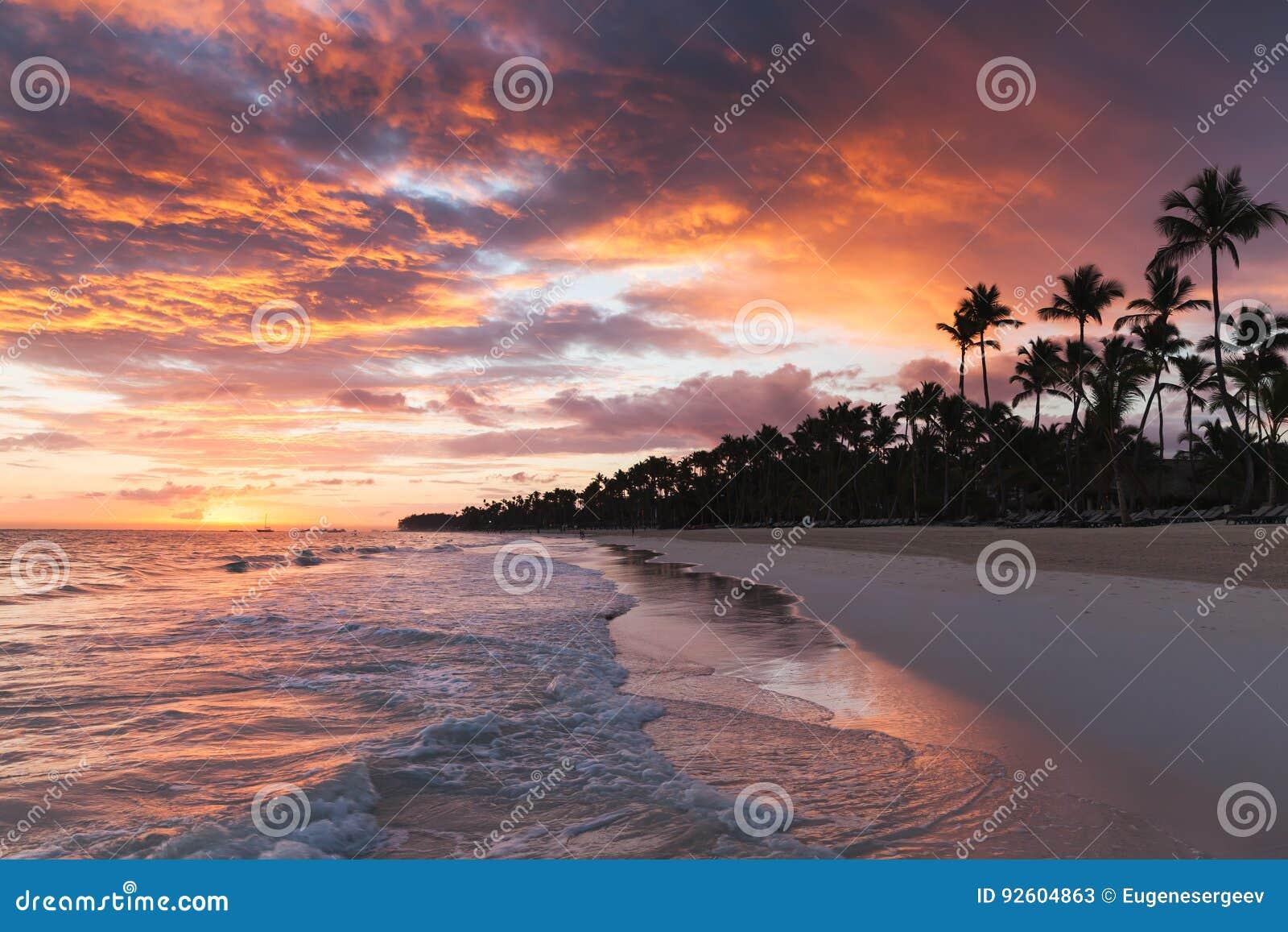República Dominicana, paisagem litoral