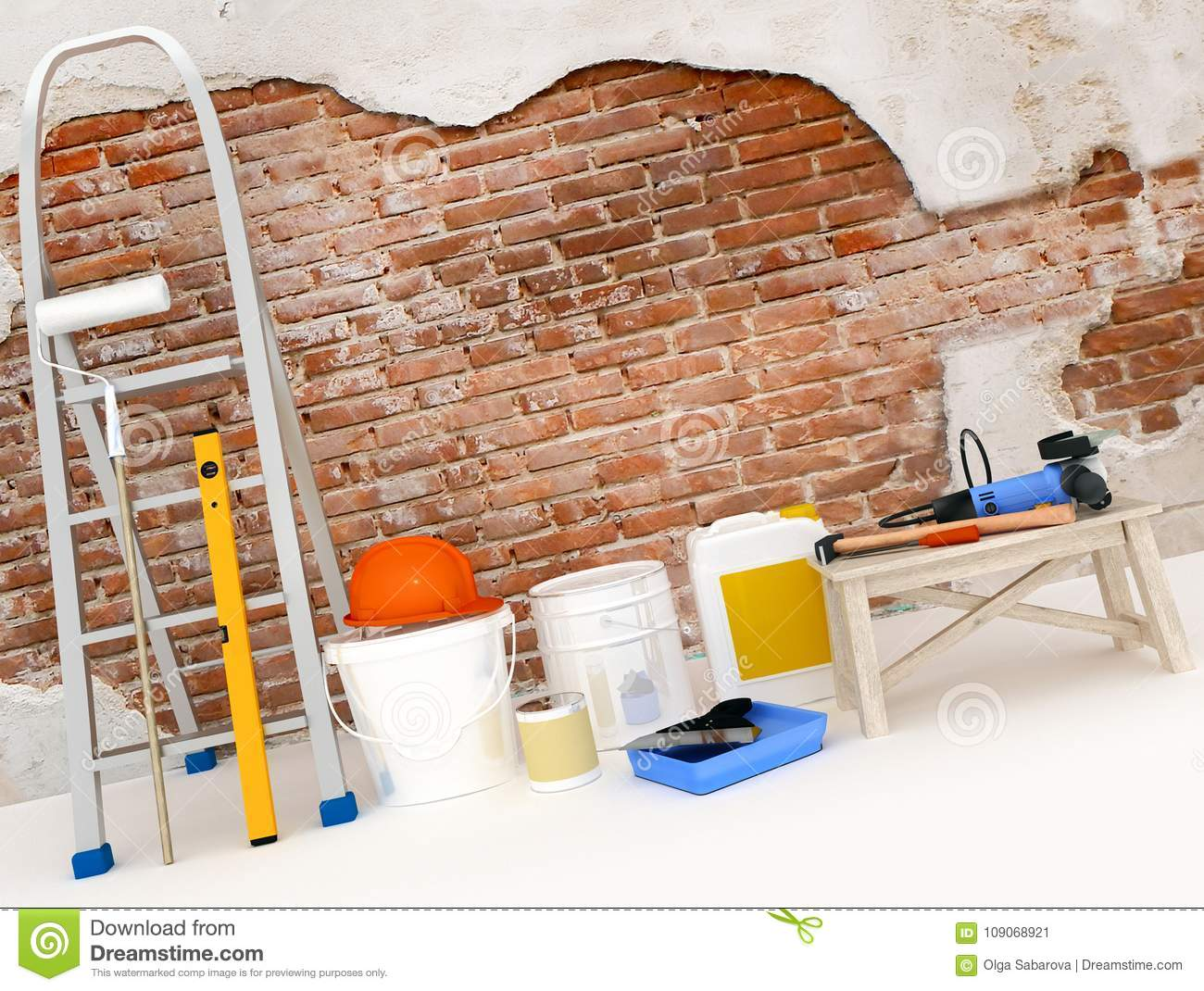 How to start repairing an apartment