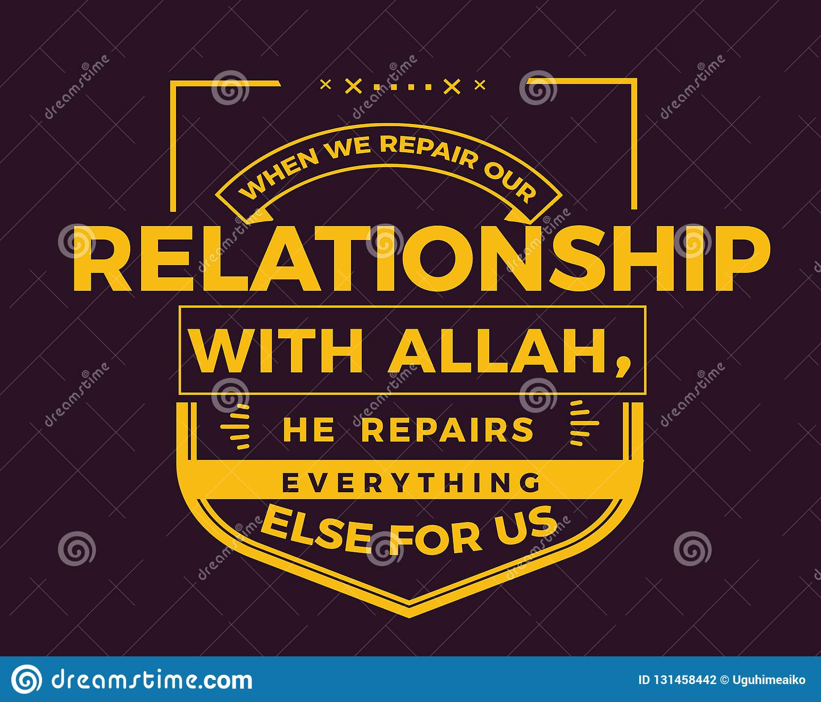 When We Repair Our Relationship With Allah, He Repairs