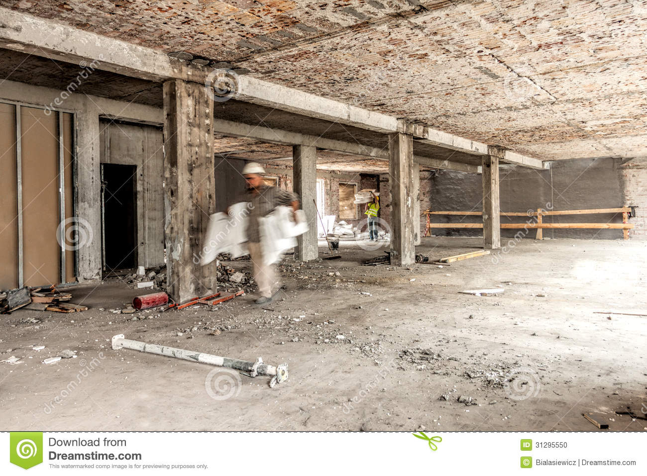 Repair work stock photo image 31295550 for Interior site