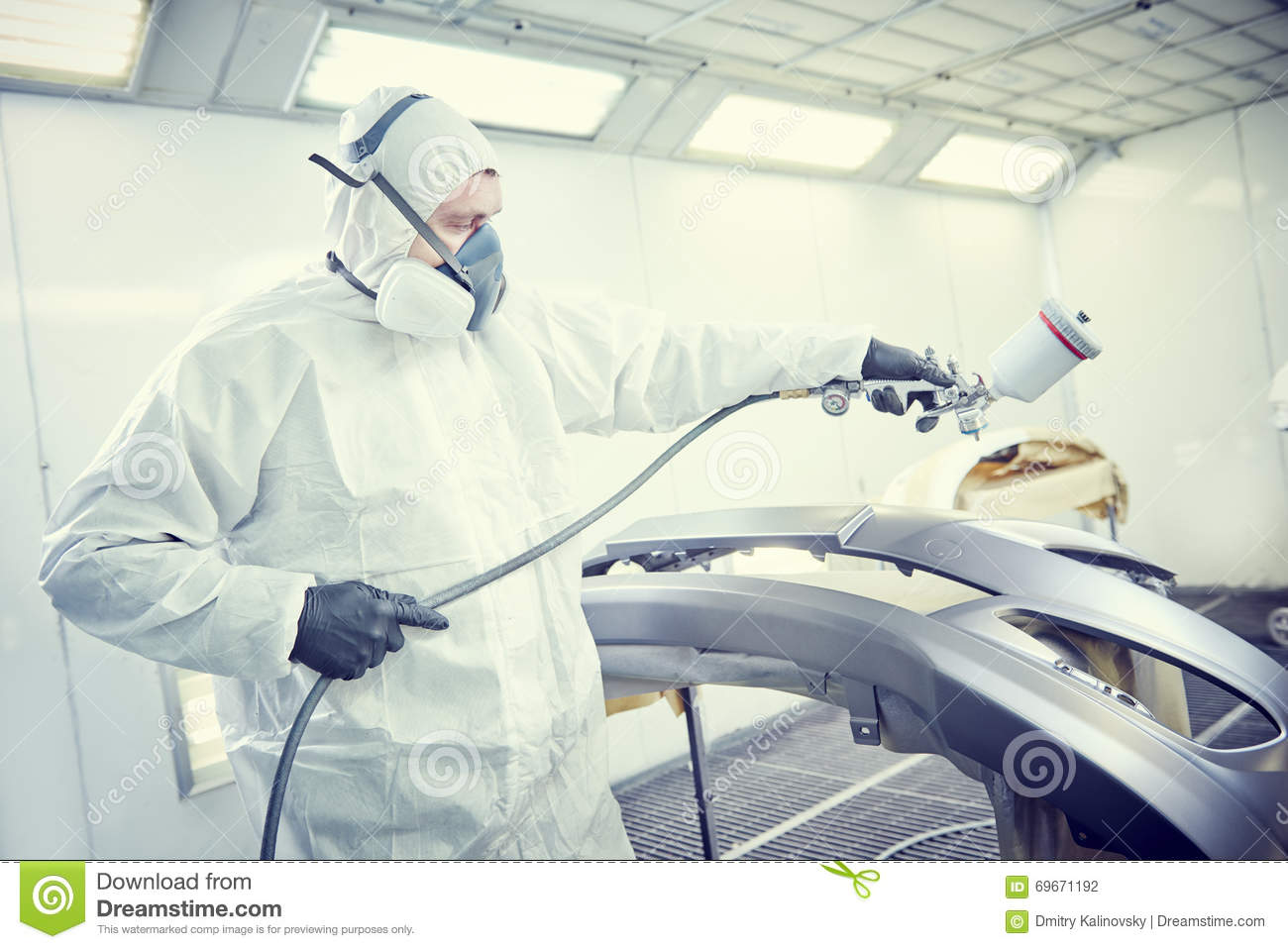 an introduction to the body repairman and an automotive painter In 2003, total automotive body repair and paint services industry revenues climbed to $234 billion this accounted for 2932% of the overall automotive repair industry which had generated approximately $798 billion.