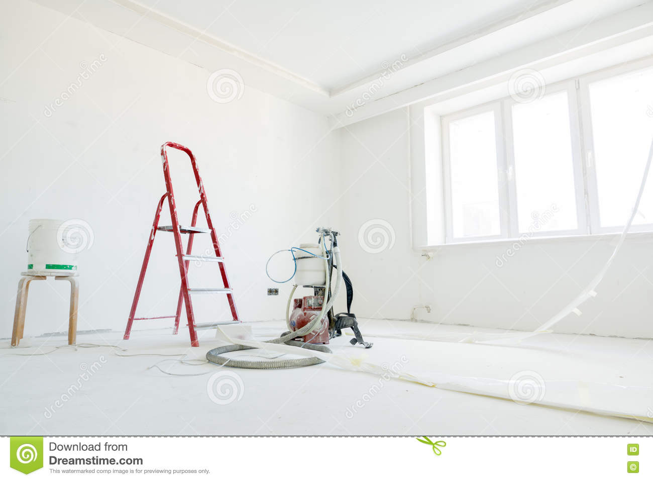 Repair of apartments in stages: a selection of sites