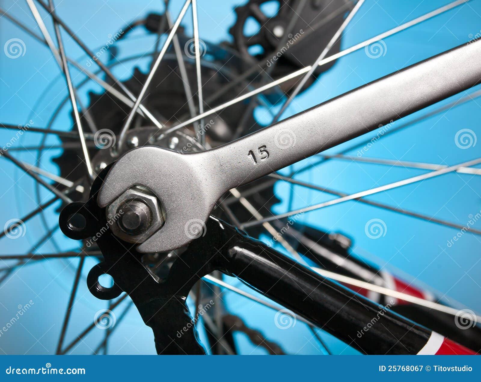 Reparación de la bici