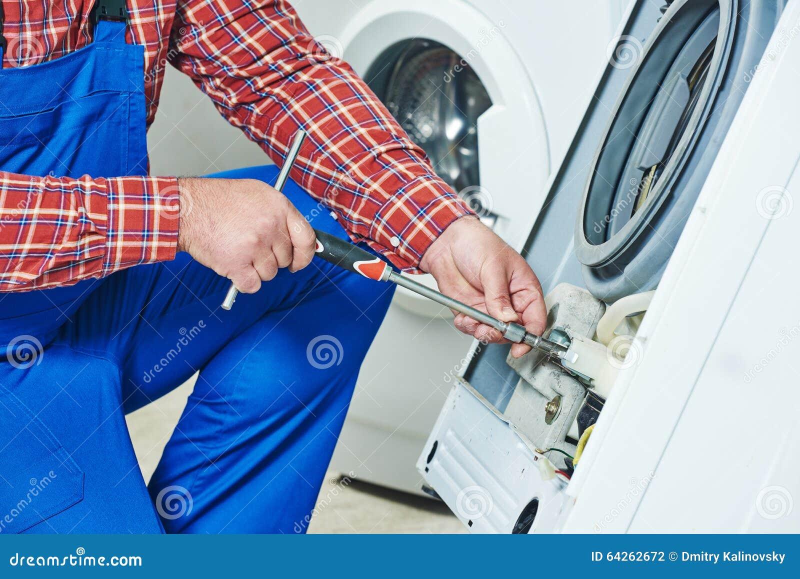 Reparación de la lavadora