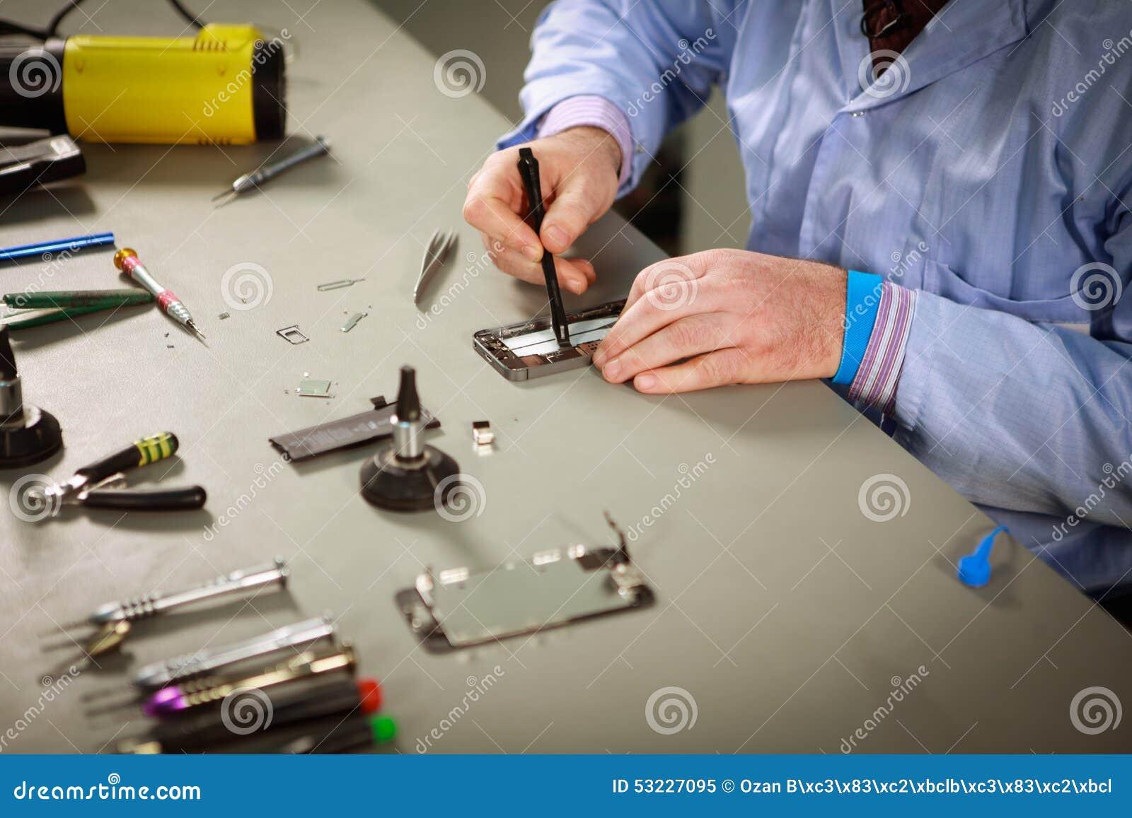Reparación de Smartphone