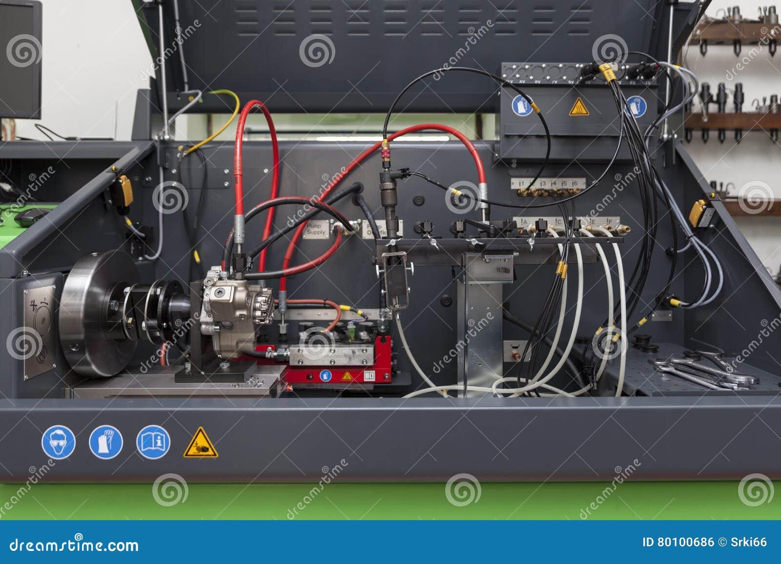 Repare bocais para os motores diesel