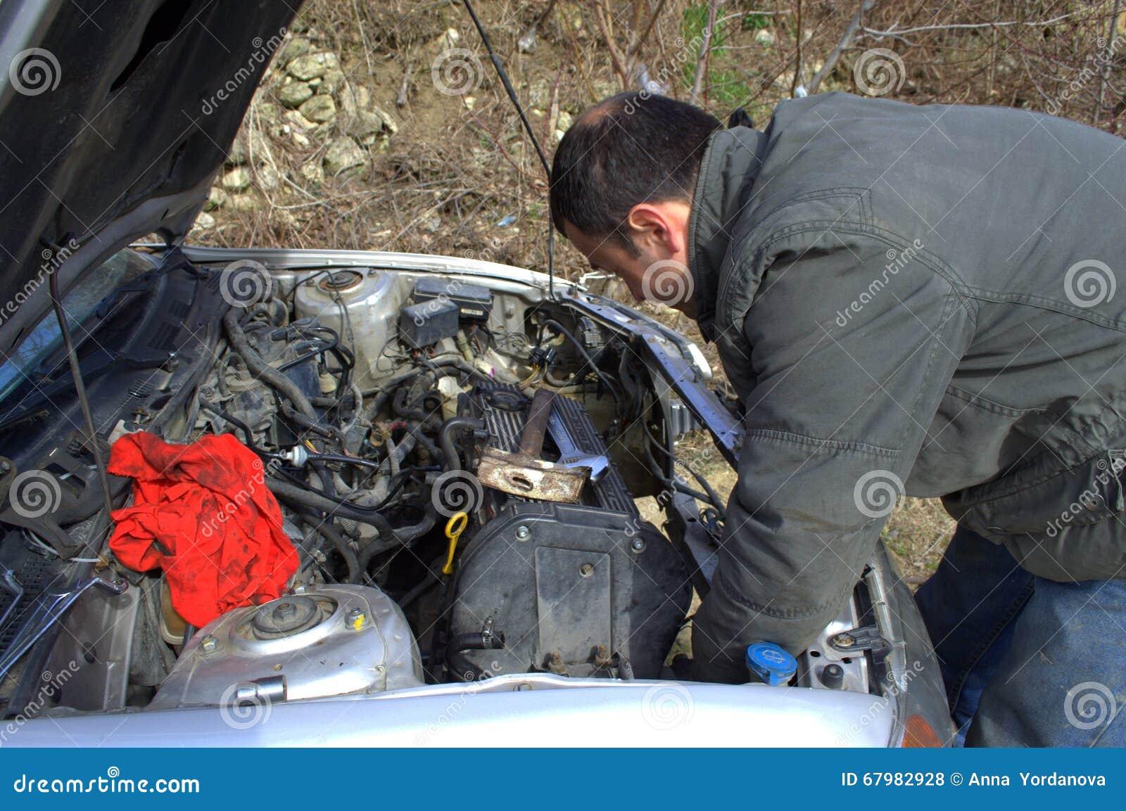 Repare o carro