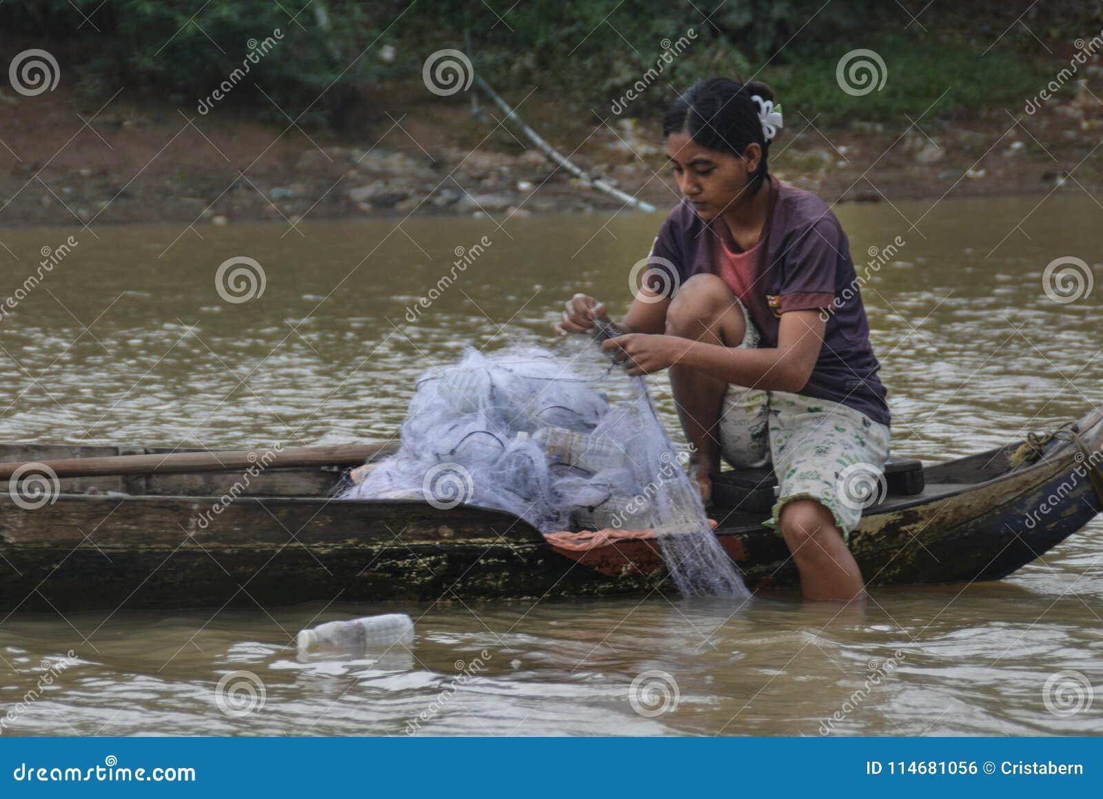 Reparera en fisher netto