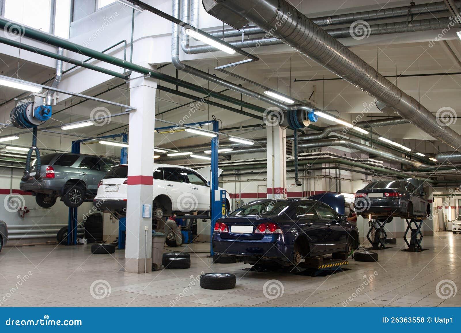 Reparieren Sie Garage