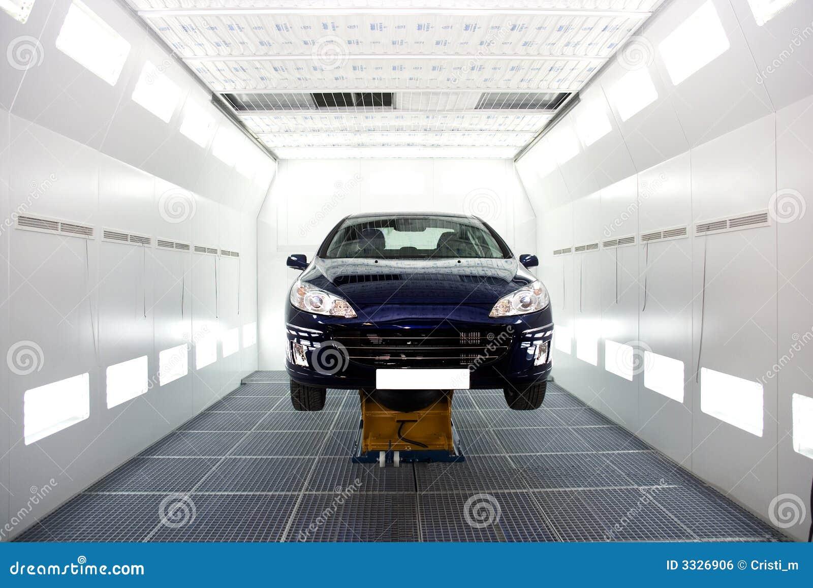 Reparos de espera do carro