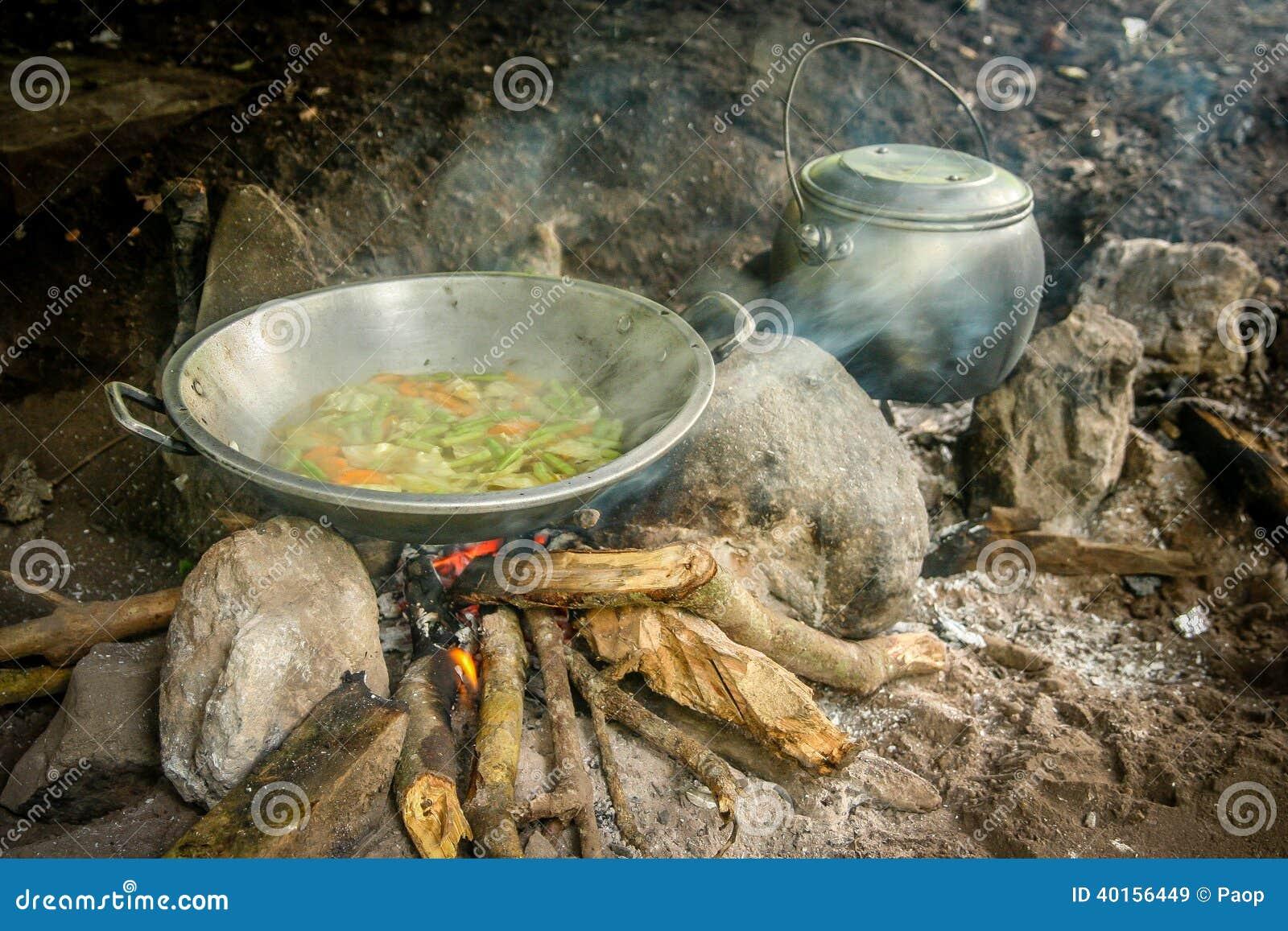 Repas asiatique simple