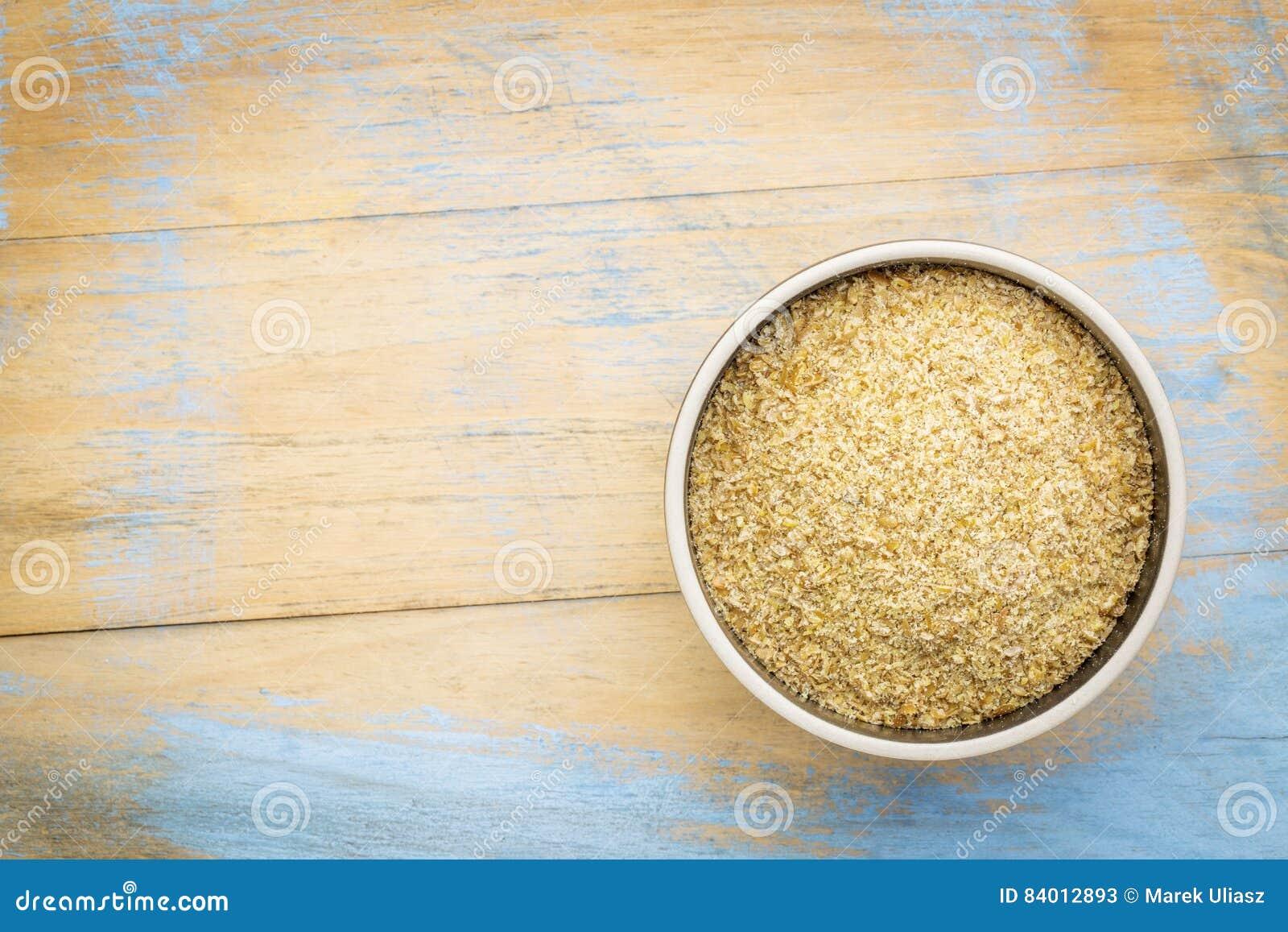 Repas d or de semence d oeillette