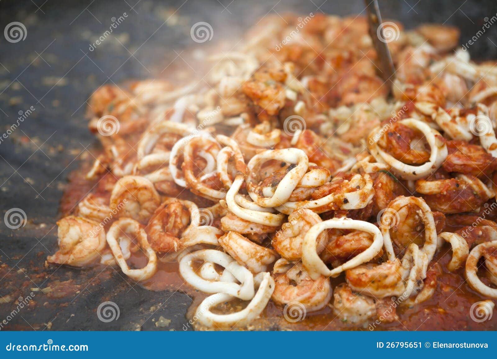 Repas espagnol national traditionnel une paella image stock image 26795651 - Repas de noel espagnol ...