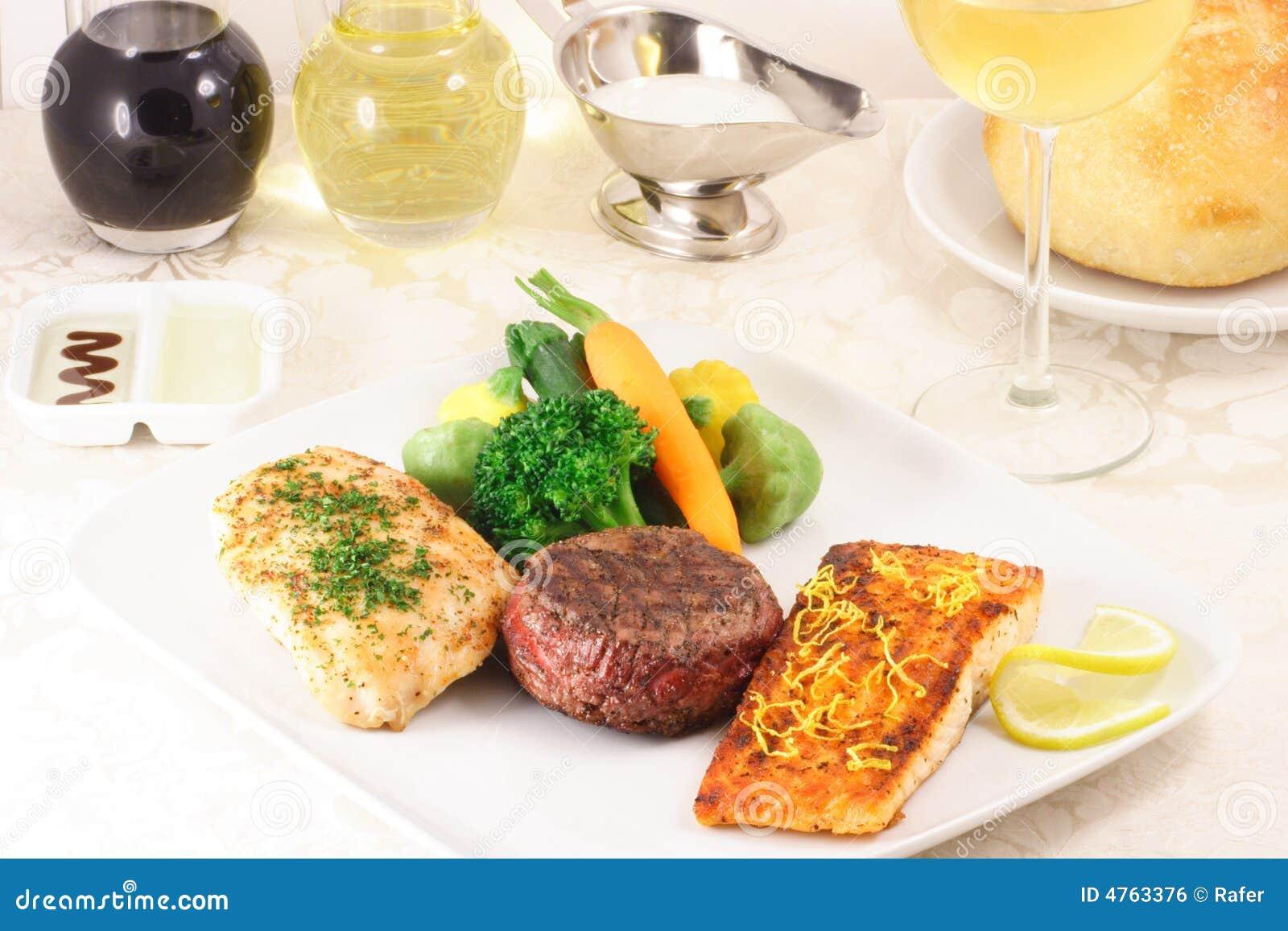 Repas fin de cuisine image libre de droits image 4763376 for Repas de cuisine