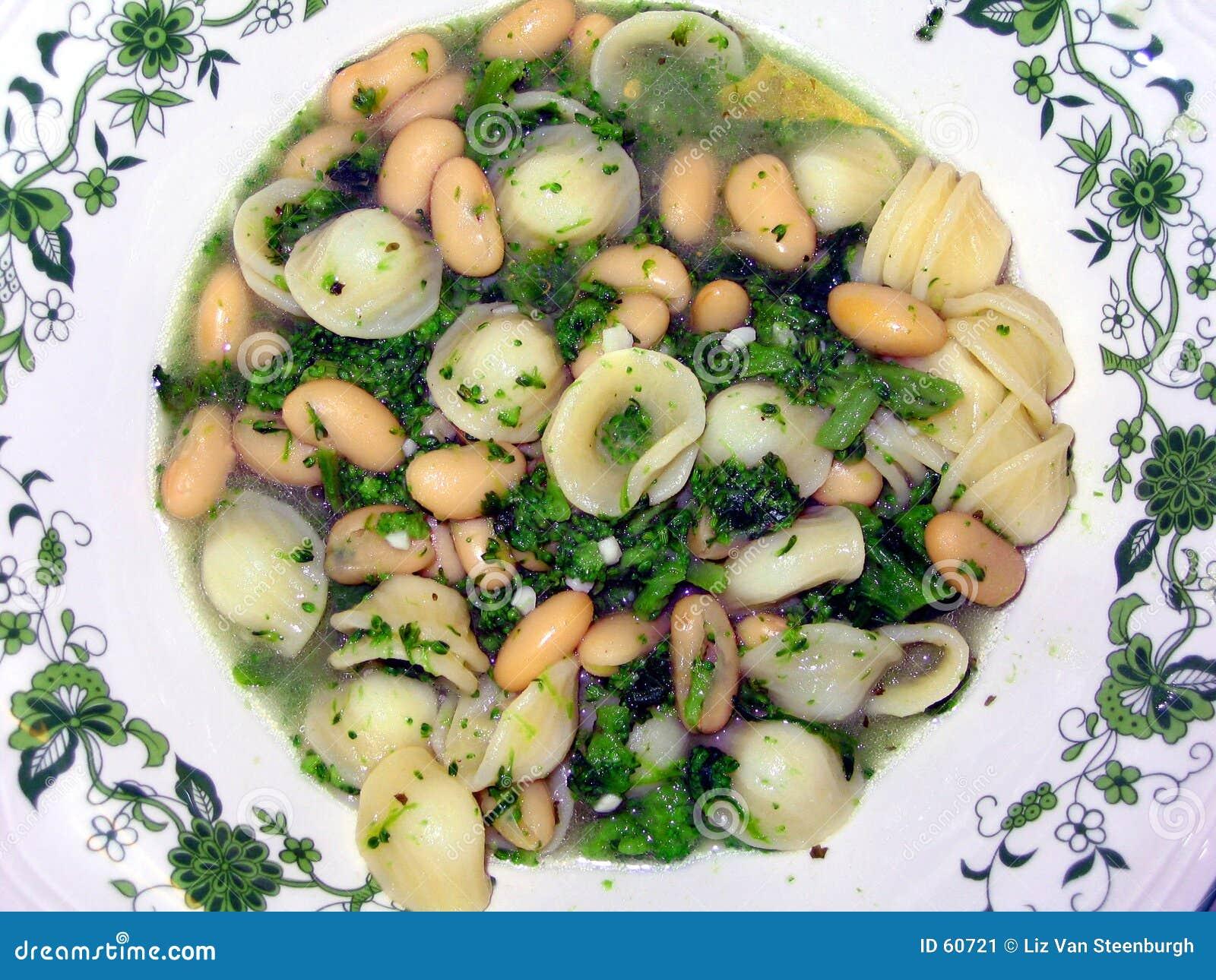 Download Repas végétarien image stock. Image du légume, chaleureux - 60721