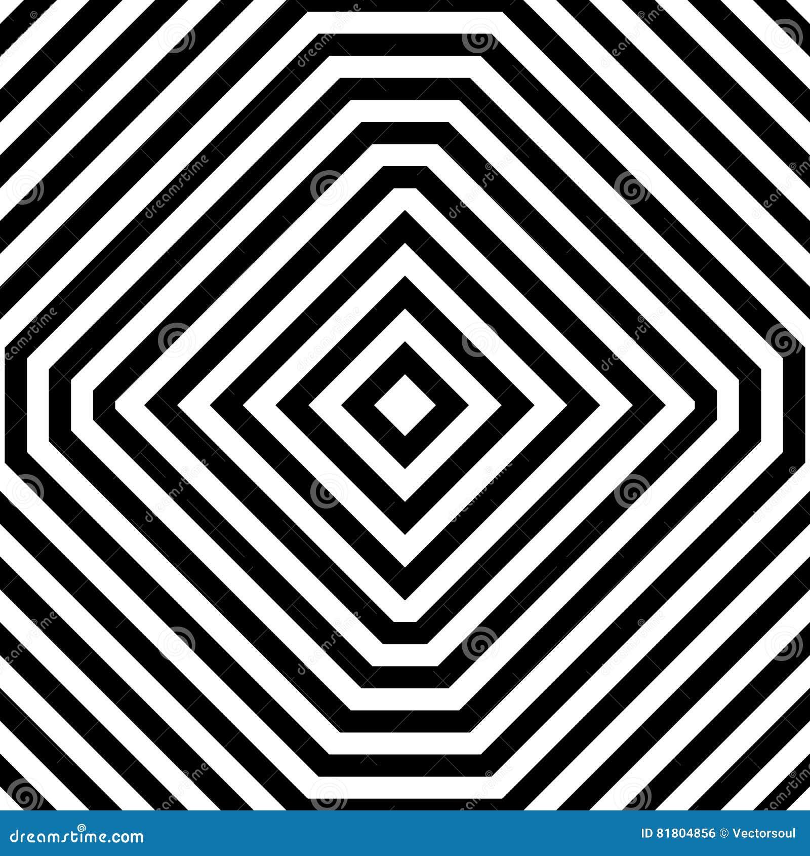 Repeatable геометрическая картина Абстрактное monochrome угловое backgr