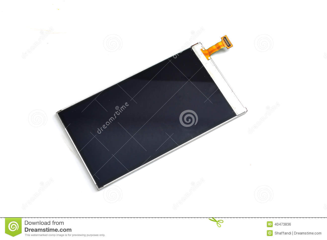 Replacing mobile screen