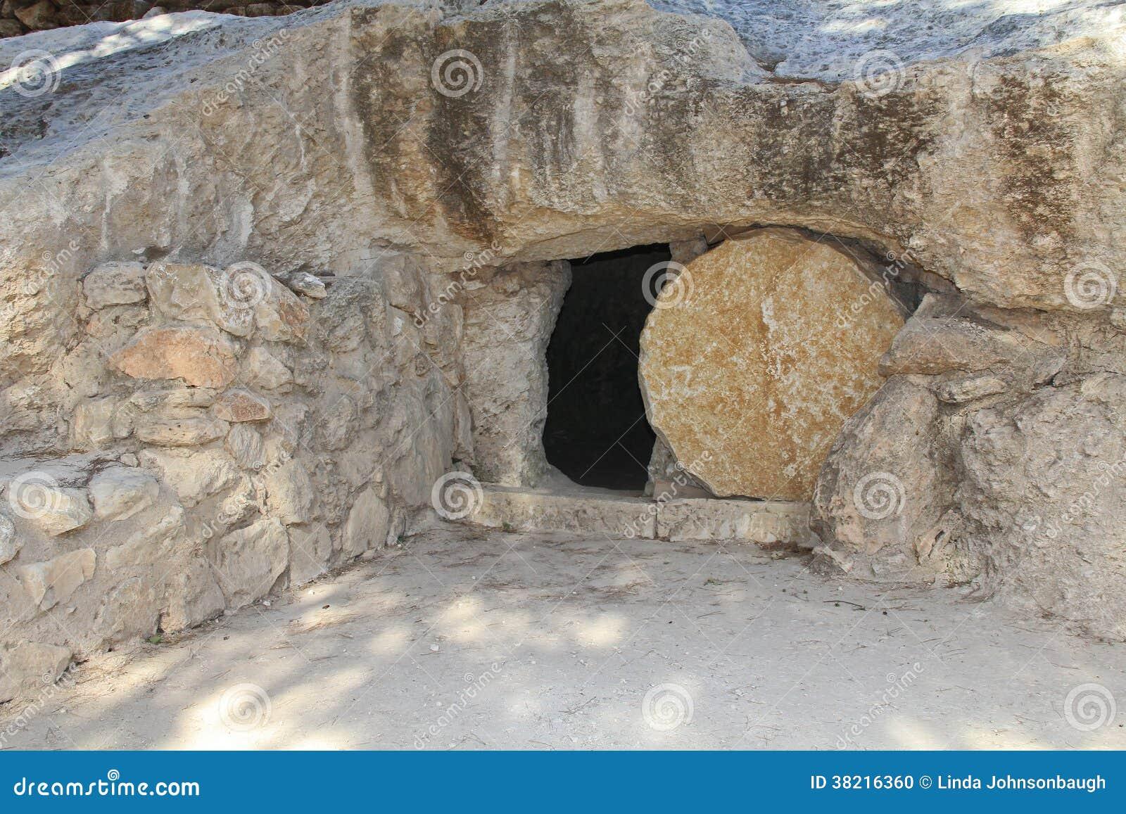 Replica della tomba di Gesù in Israele