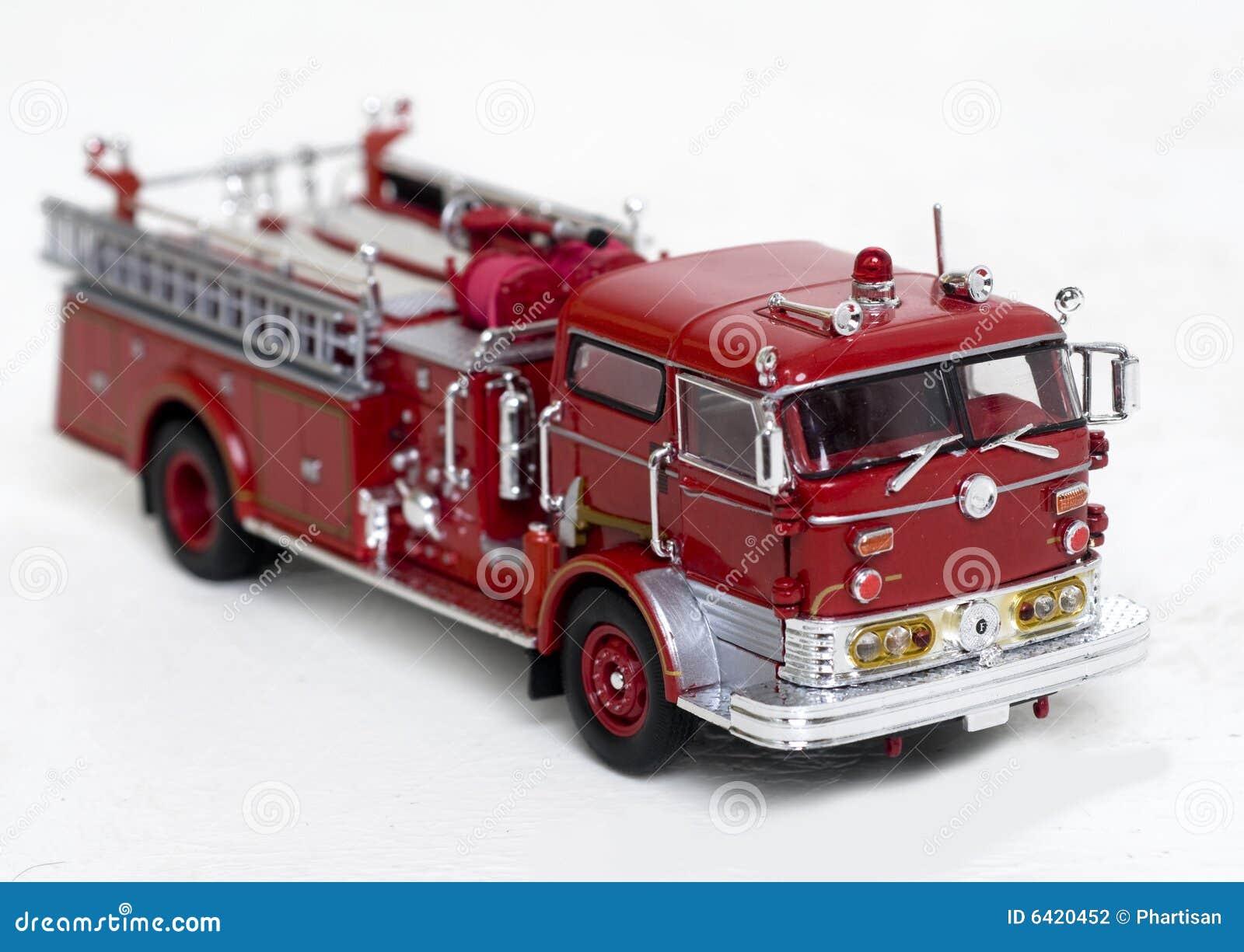 Repliki ciężarówka przeciwpożarowe
