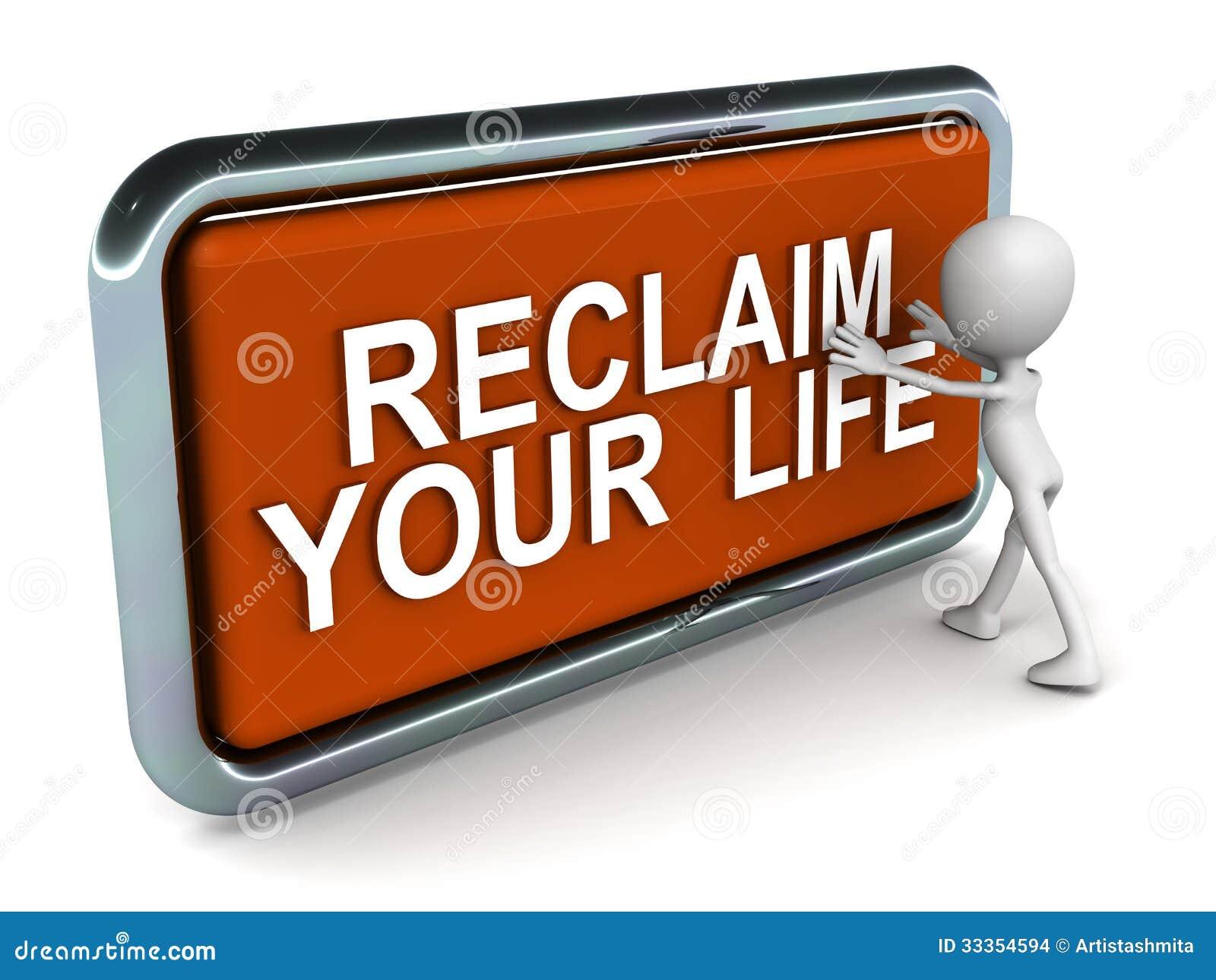 Reprenez votre vie