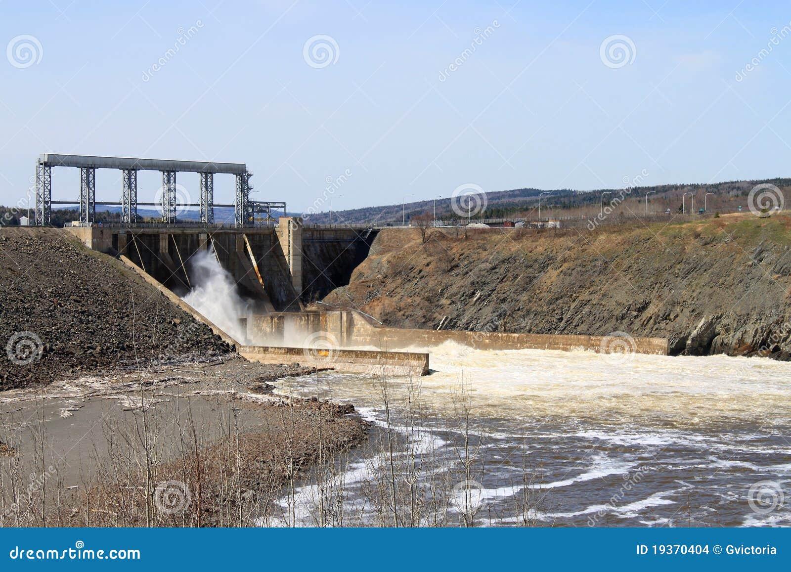 Represa de Novo Brunswick